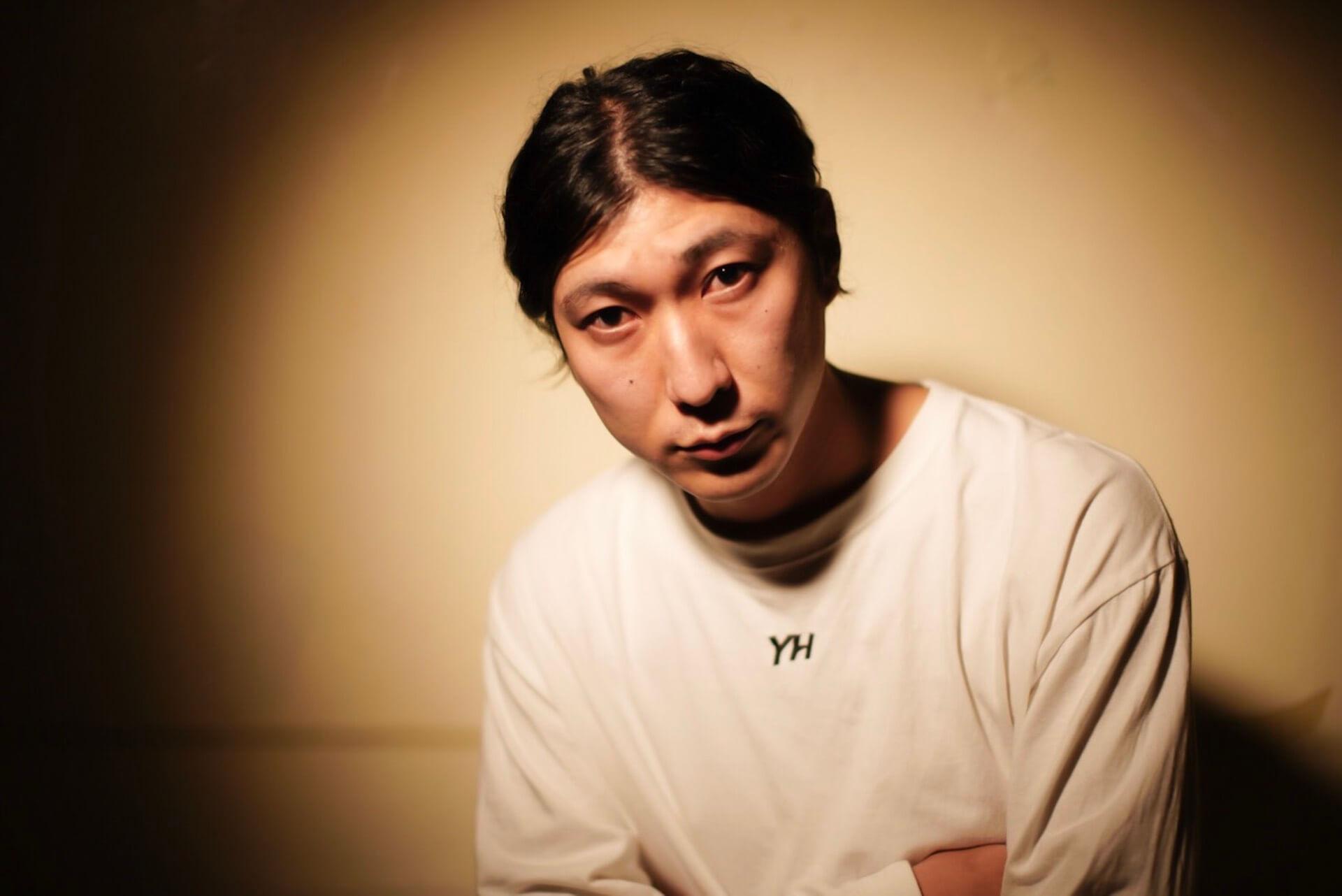 Yoshinori HayashiとDJ TODAYによるレジデントパーティーが美術家・村田峰紀を召喚し11月に開催 music191010-amygdala-moss-3