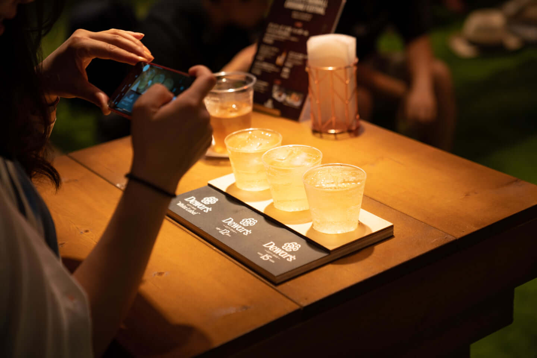 イベントレポート|銀座の真ん中でチルアウトフェス<Dewar's Highball Crossing Festival> music_dewarsreport_9071-1440x960