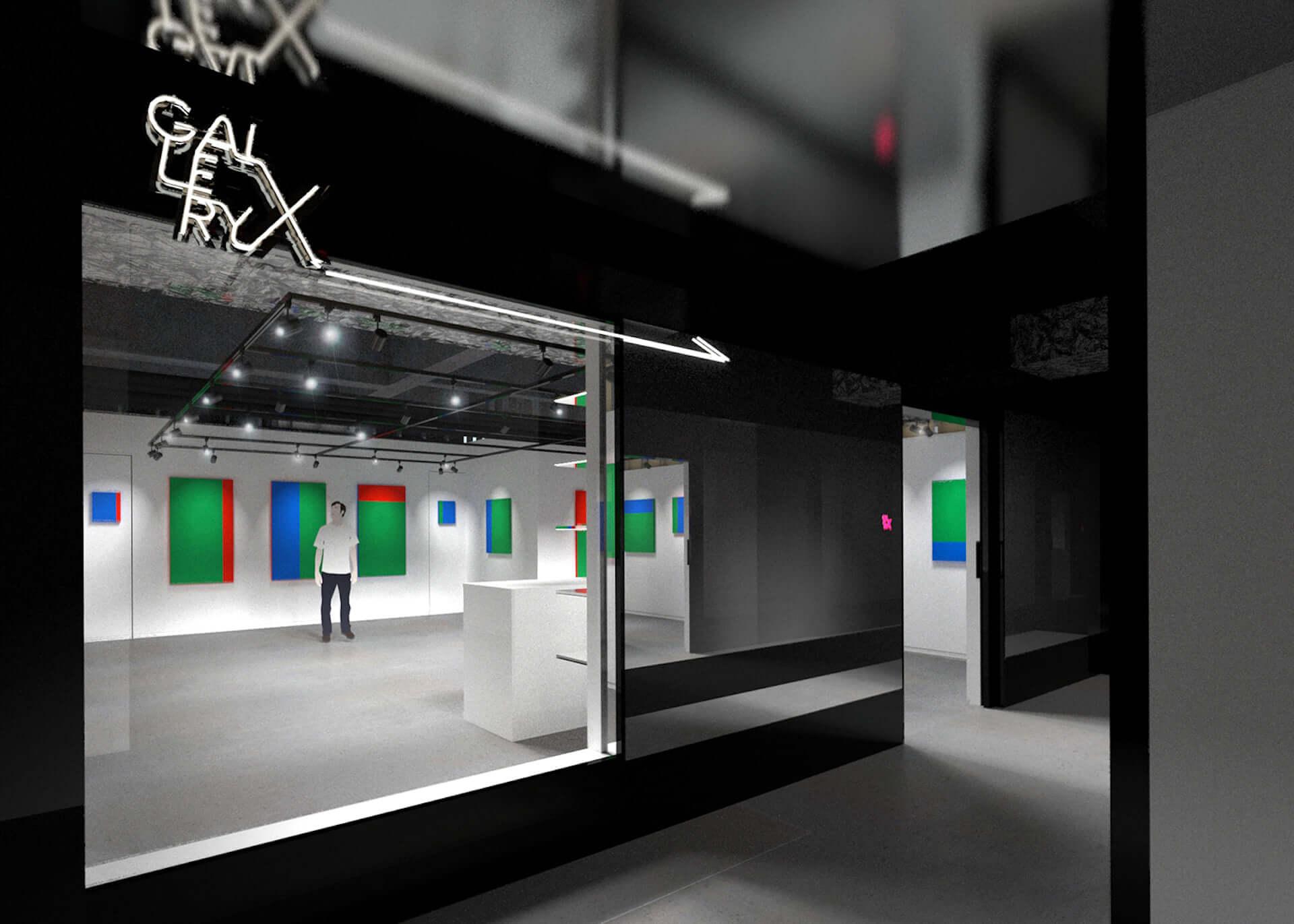 新生渋谷パルコに「GALLERYX」再登場!『AKIRA』展覧会に続いてずん・飯尾和樹や元乃木坂46伊藤万理華らの予定も ArtCulture191016_galleryx_1-1920x1371