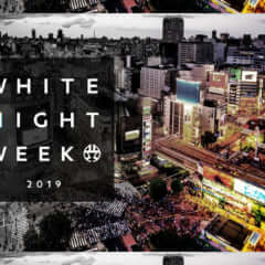WHITE NIGHT WEEK SHIBUYA 2019