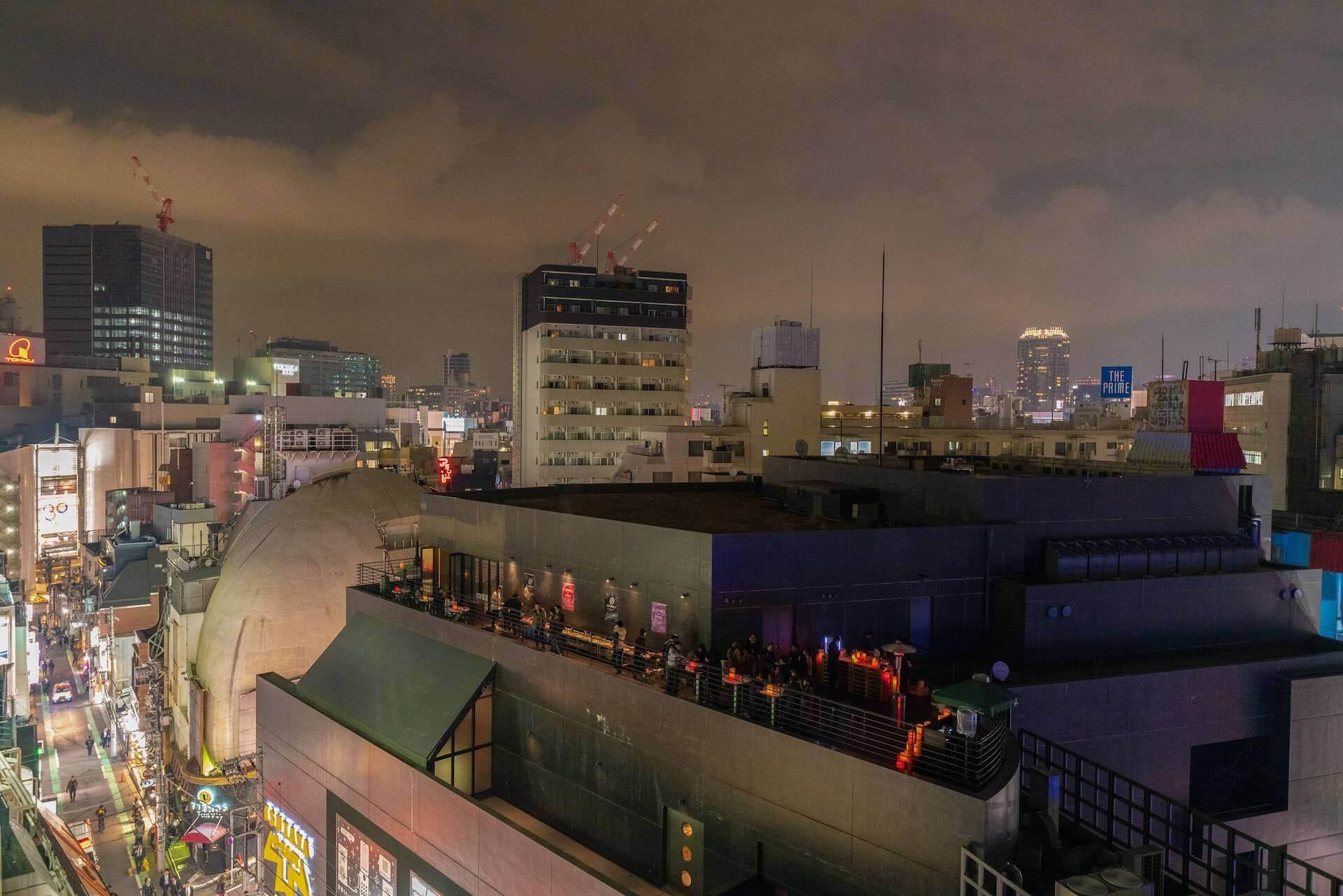渋谷のナイトタイムエコノミーについて考える<WHITE NIGHT WEEK SHIBUYA>が初開催 music191016-whitenightweek-1