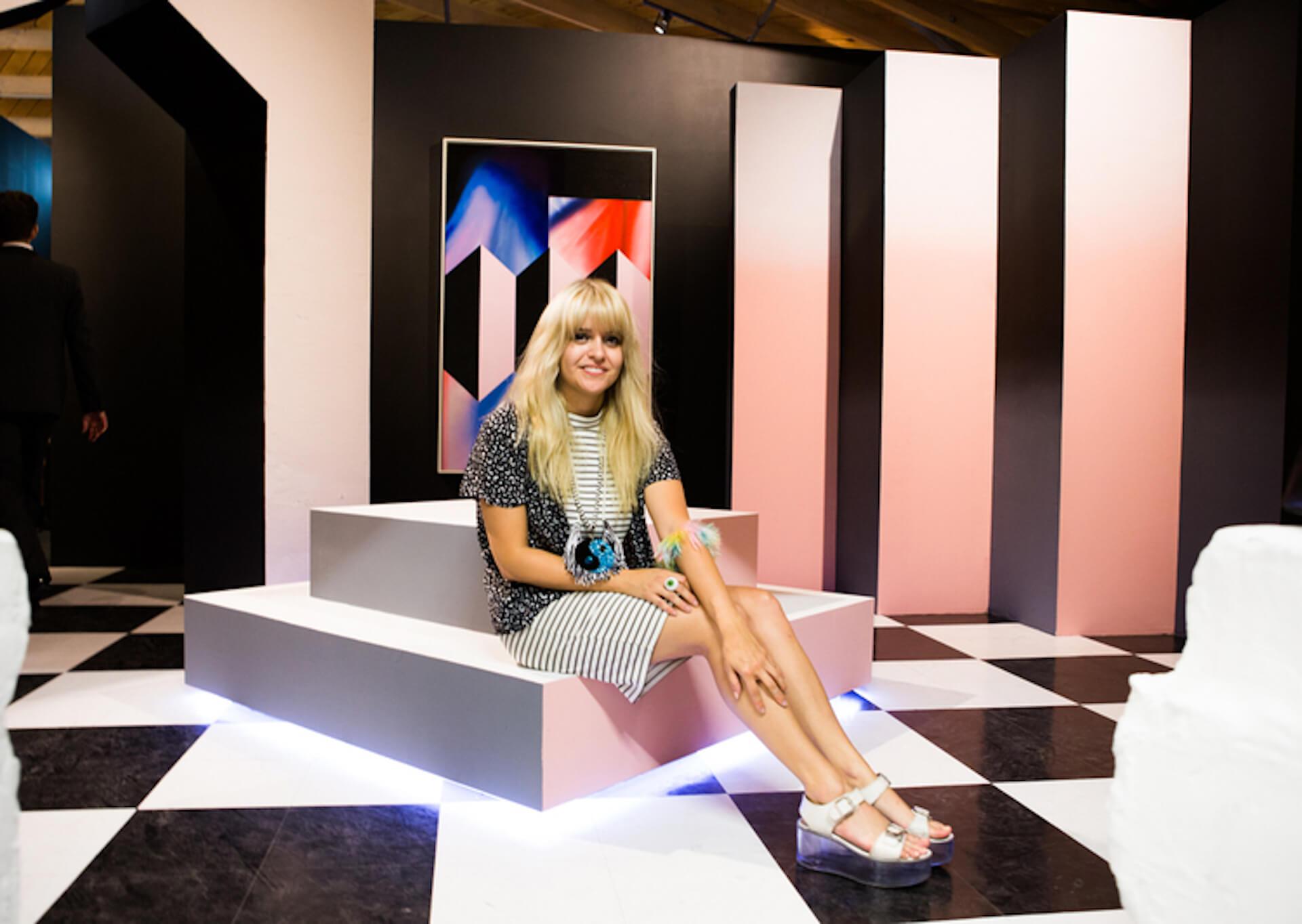 海外のトップクリエイターが注目するニューヨーク発のクリエイティブ集団「PAPERWORK」が日本初上陸 ANGELINE-RIVAS