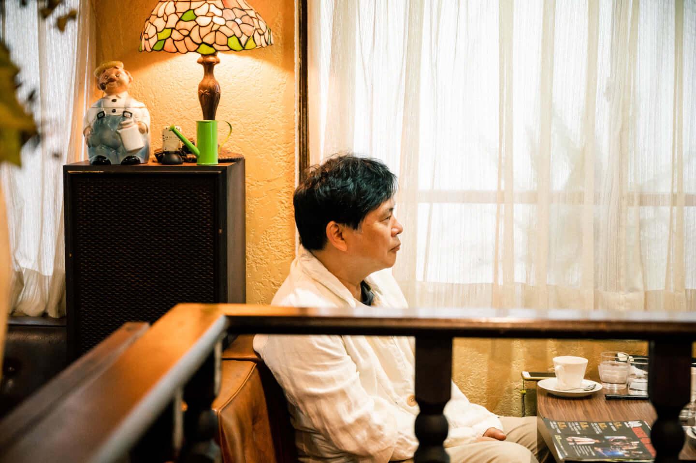 ヒカシュー40周年を経て巻上公一が語る「世界をめぐる活動意義」。初フェス熱海未来音楽祭についても! interview190917_hikashu_makigami_61889-fix-1440x958