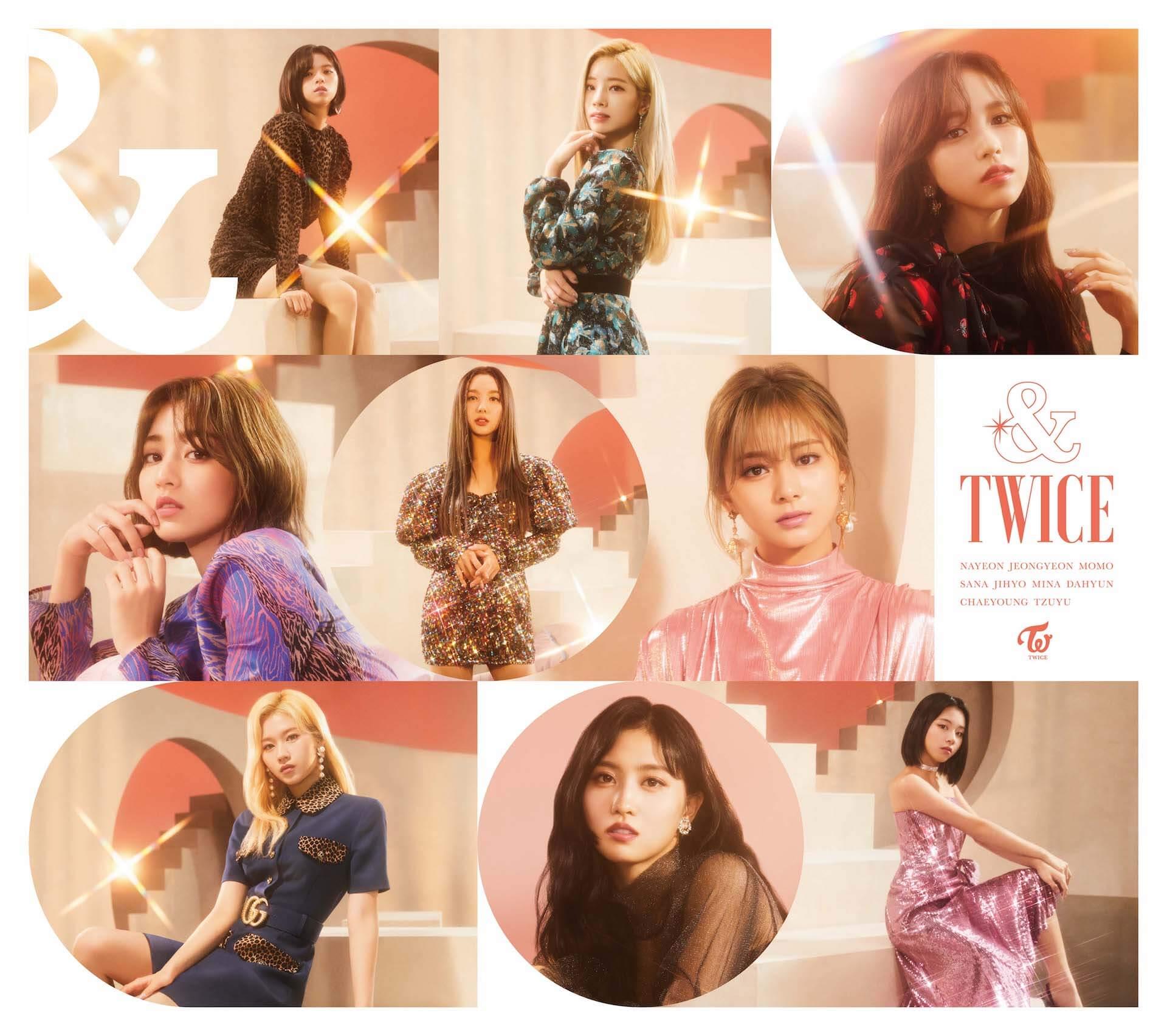 TWICEがJAPAN 2ndアルバム『&TWICE』から、リード曲「Fake & True」 のMVを解禁! music191018_twice_mv_3