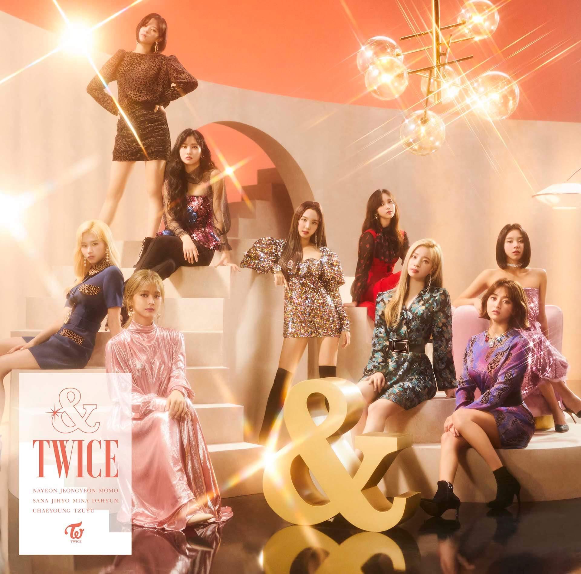 TWICEがJAPAN 2ndアルバム『&TWICE』から、リード曲「Fake & True」 のMVを解禁! music191018_twice_mv_4
