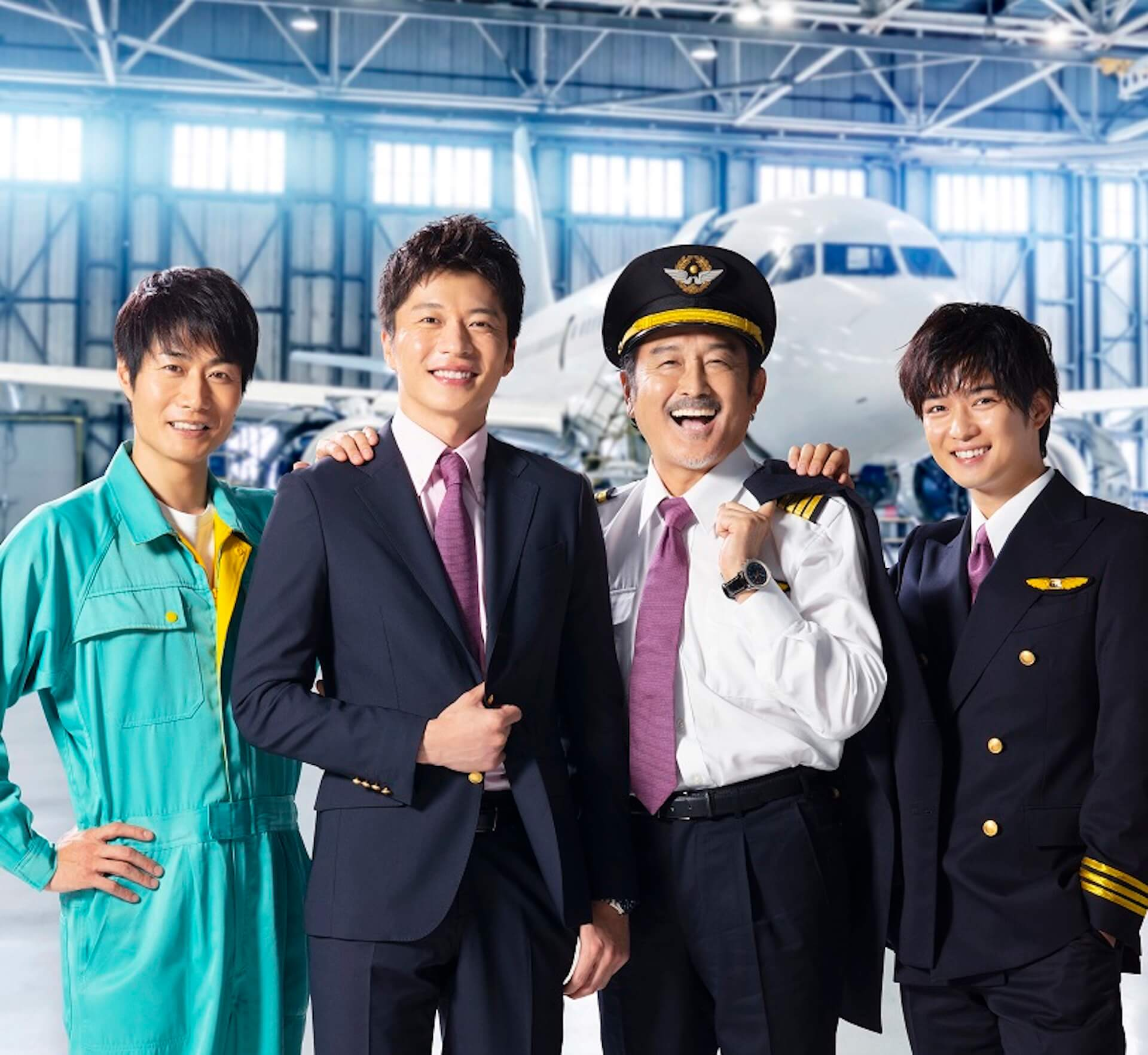 sumika新曲「願い」、『おっさんずラブ -in the sky-』の主題歌に!はるたん役田中圭からコメントも music191018_sumika_ossanslove_2