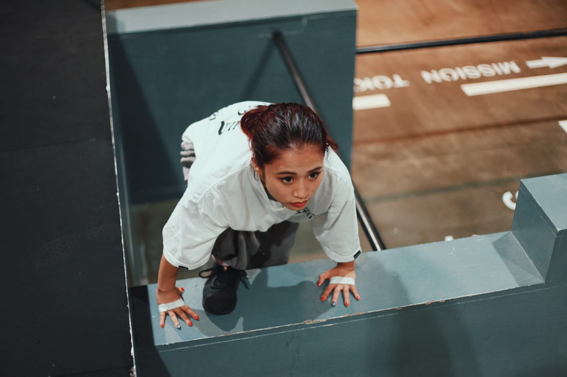 テラハで話題の「パルクールちゃん」こと田辺莉咲子がパルクール日本選手権出場決定! art-culture191017-risako-tanabe-2