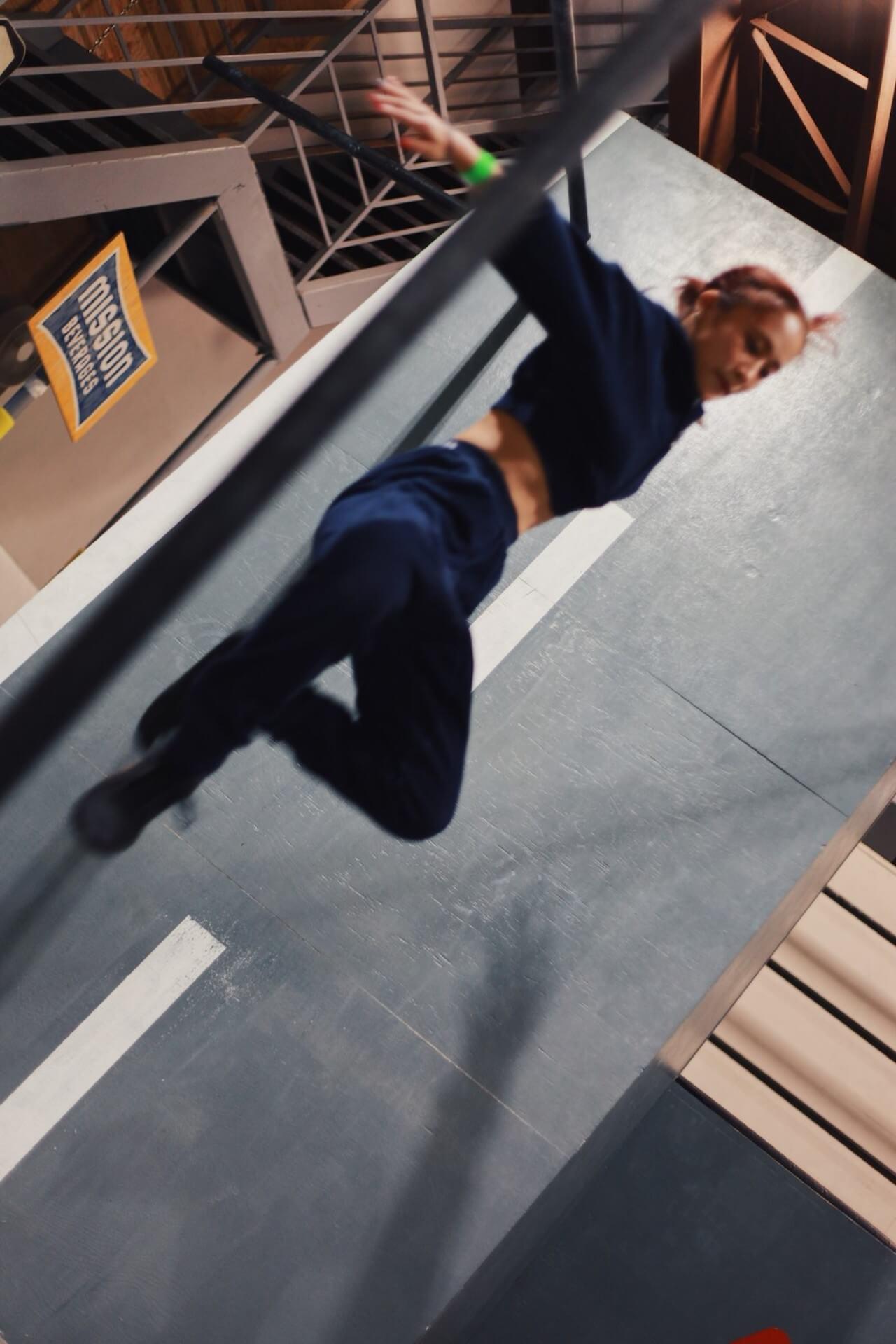 テラハで話題の「パルクールちゃん」こと田辺莉咲子がパルクール日本選手権出場決定! art-culture191017-risako-tanabe-3