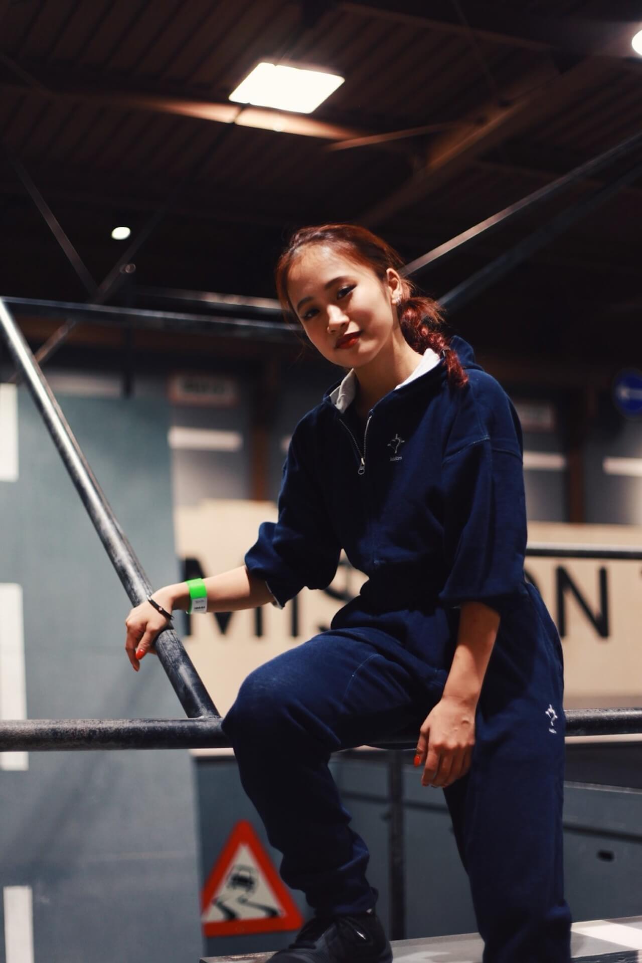 テラハで話題の「パルクールちゃん」こと田辺莉咲子がパルクール日本選手権出場決定! art-culture191017-risako-tanabe-5