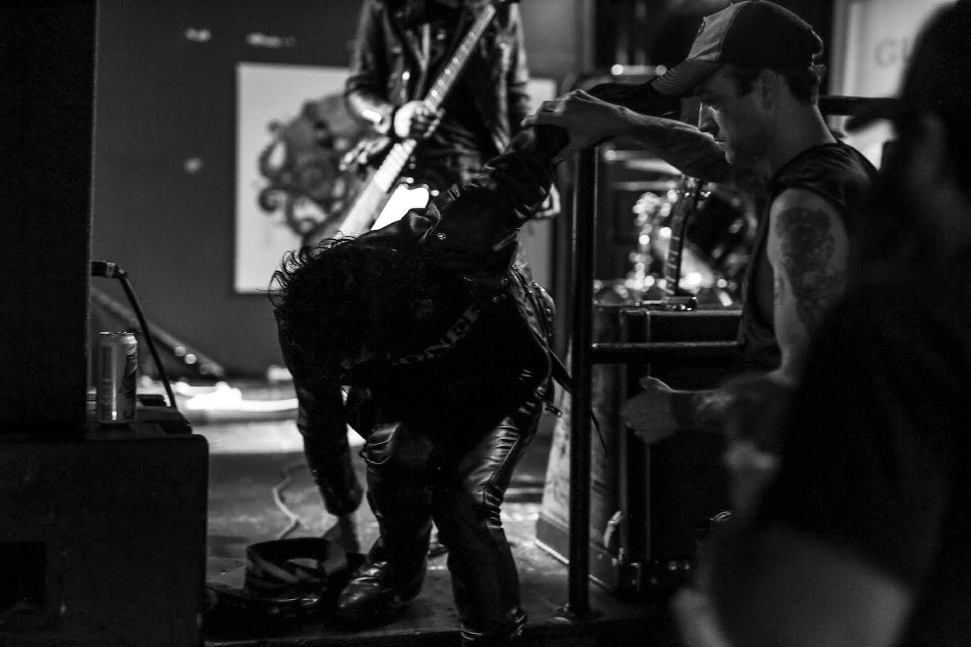 【前編】アメリカに熱狂をもたらす革ジャンの漢たち ギターウルフのアメリカツアー密着レポ column1909-guiterwolf-12
