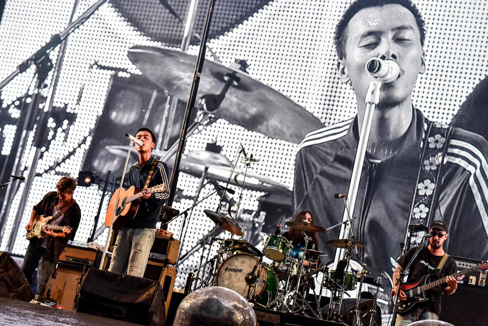 【Photo Documentary】Suchmos THE LIVE 横浜スタジアム b01ca9481f9927e54c4aa6d88624a2e7