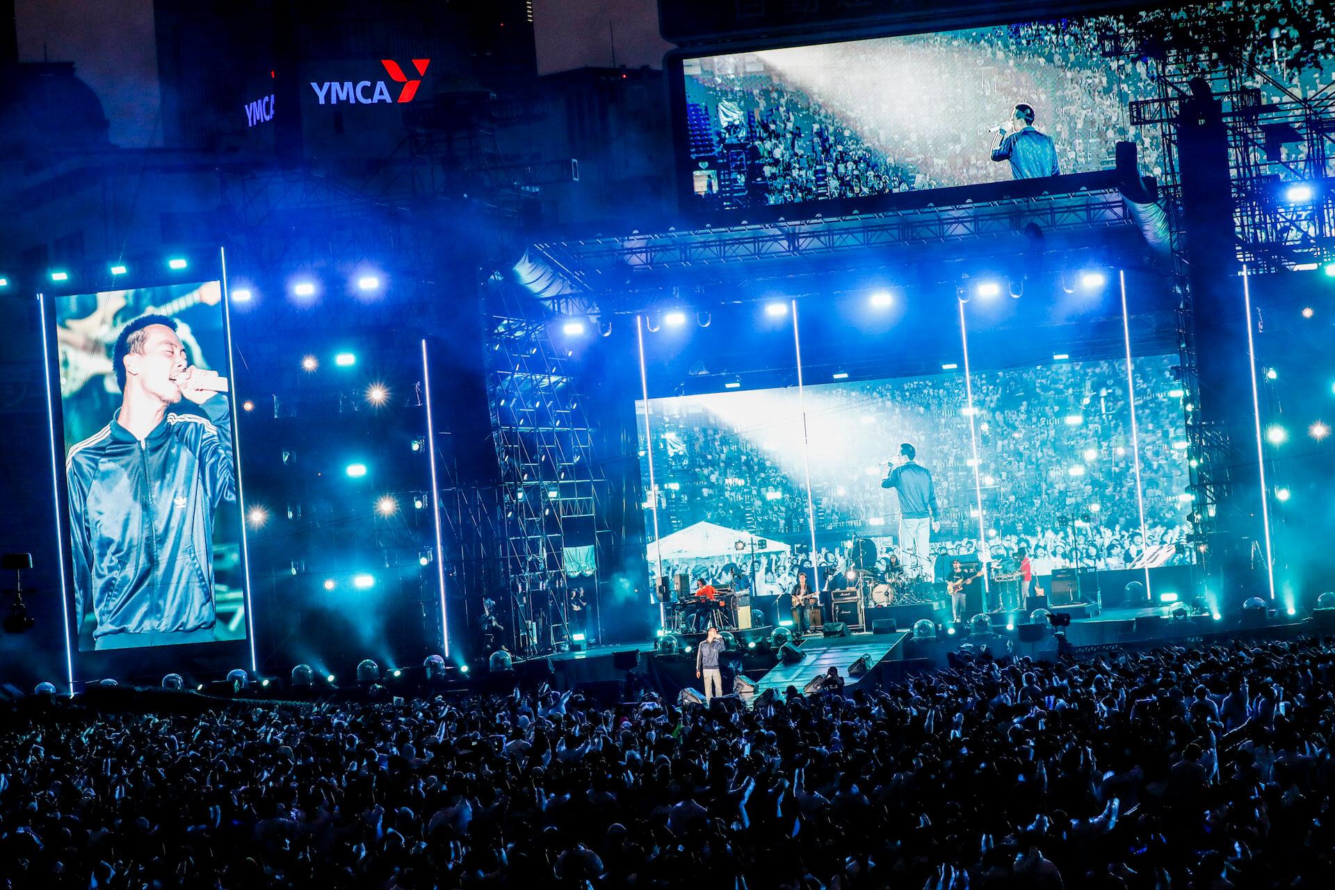 【Photo Documentary】Suchmos THE LIVE 横浜スタジアム e7701844f838e735b3e8bd480ec47091