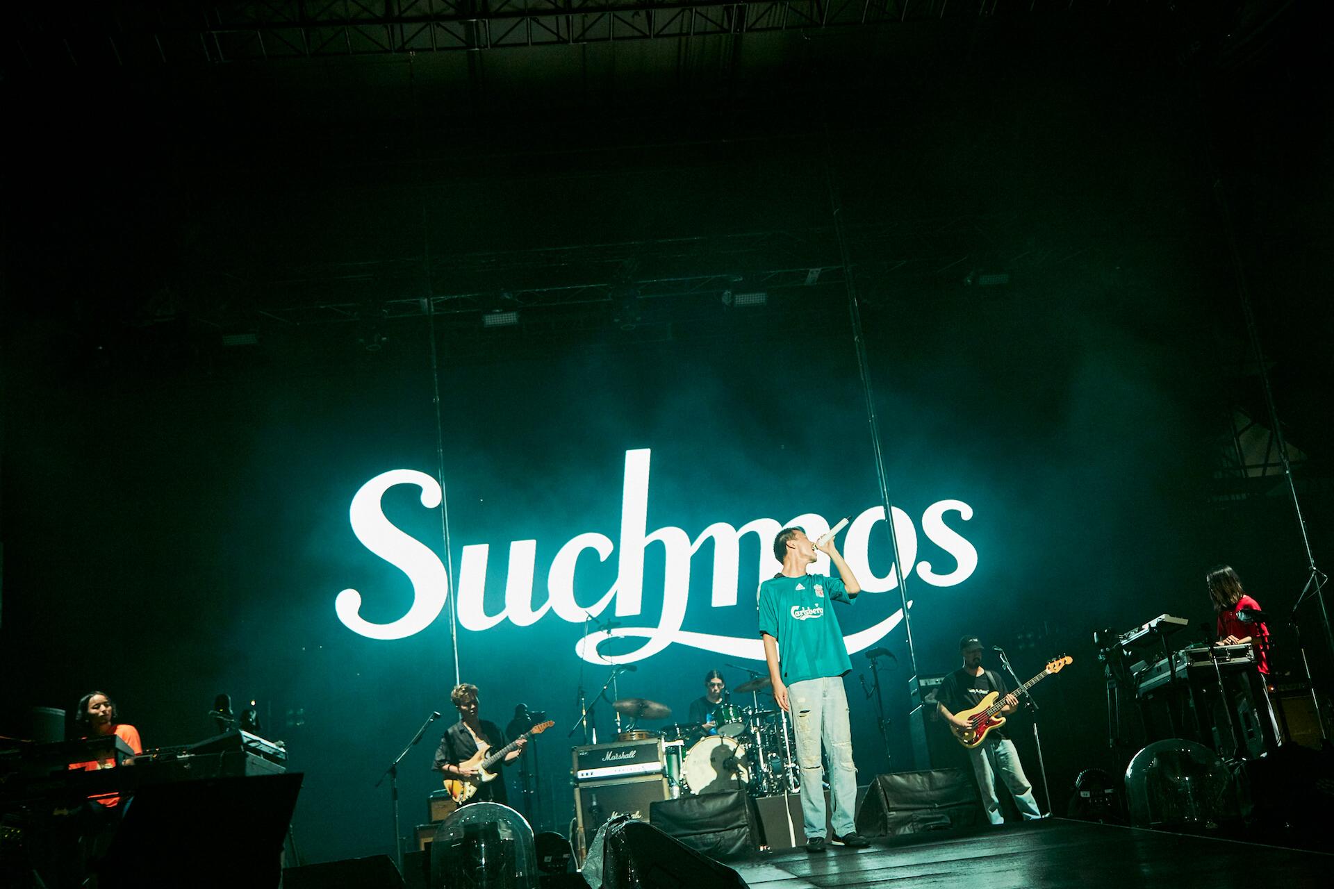 【Photo Documentary】Suchmos THE LIVE 横浜スタジアム d975793401fe6c3500e59c49826e3d28