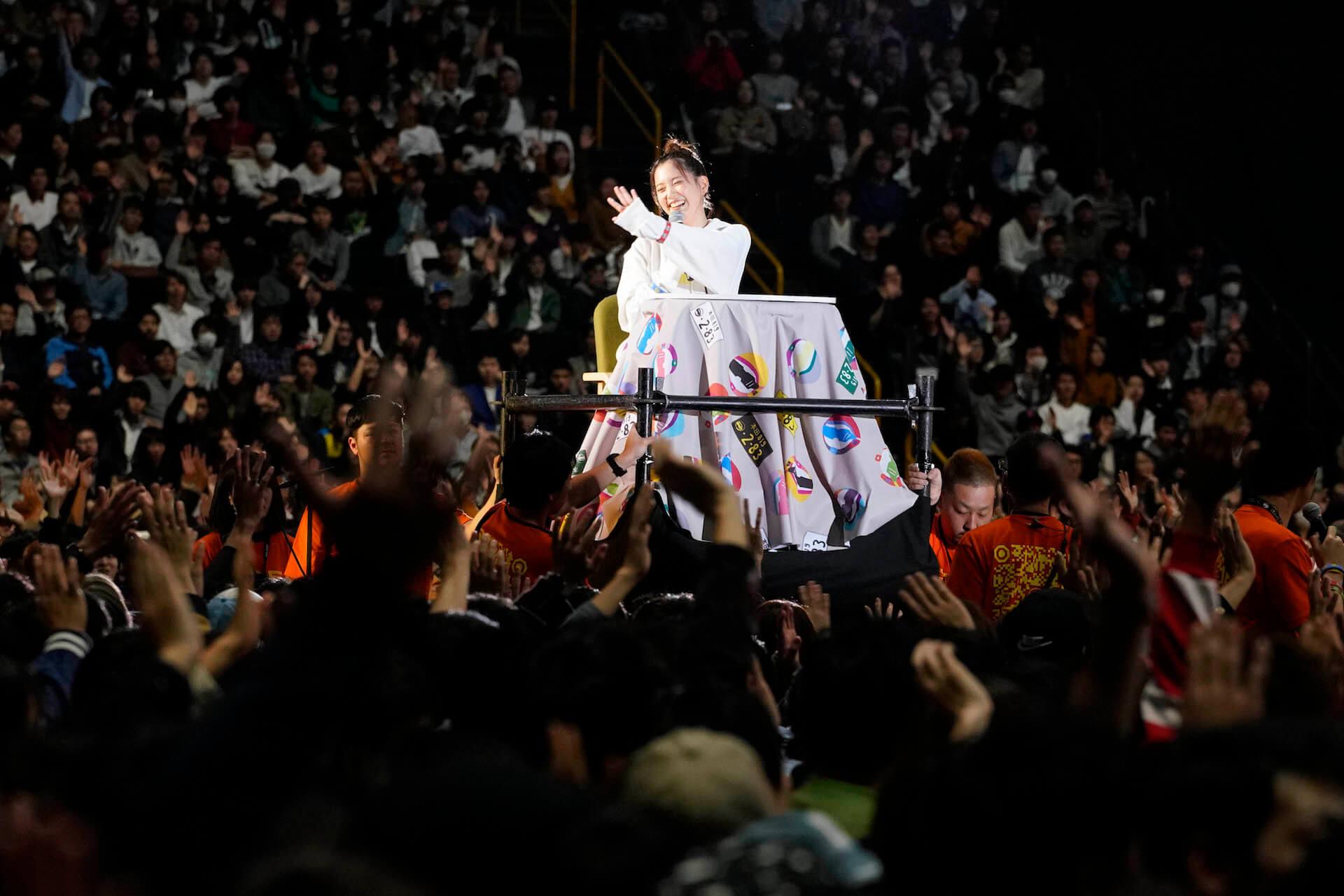本田翼、YouTubeアカウントほんだのばいく開設1周年イベントで大興奮!レポートが到着 art191023_hondanobike_9