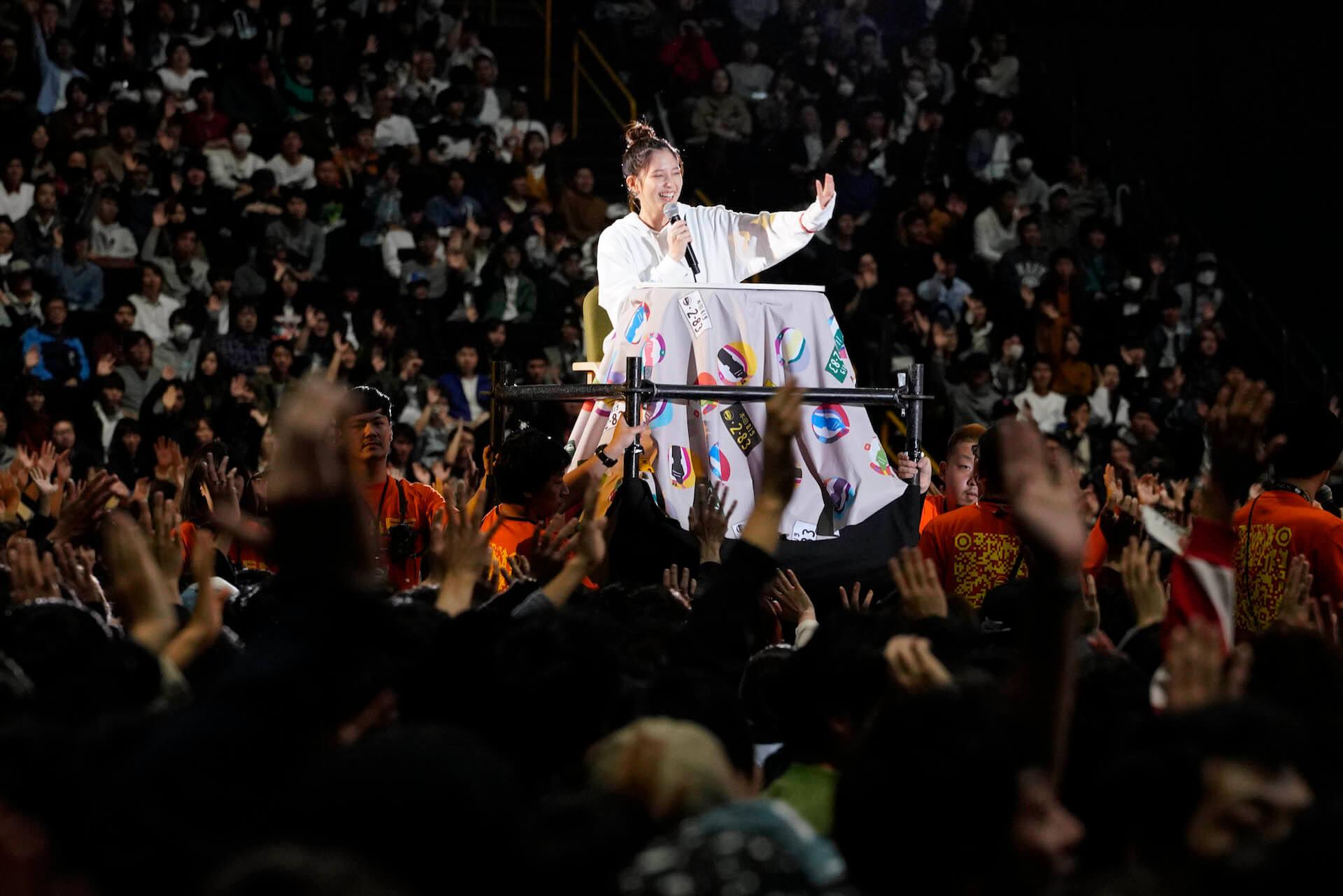 本田翼、YouTubeアカウントほんだのばいく開設1周年イベントで大興奮!レポートが到着 art191023_hondanobike_10