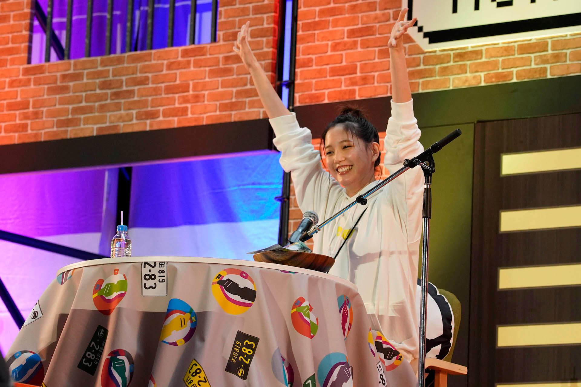 本田翼、YouTubeアカウントほんだのばいく開設1周年イベントで大興奮!レポートが到着 art191023_hondanobike_4