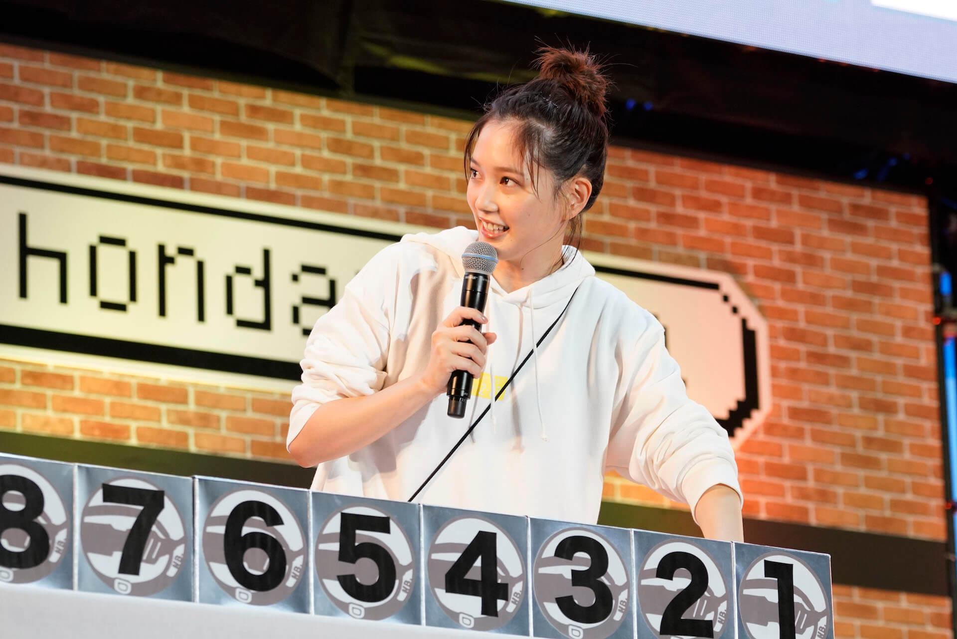本田翼、YouTubeアカウントほんだのばいく開設1周年イベントで大興奮!レポートが到着 art191023_hondanobike_2