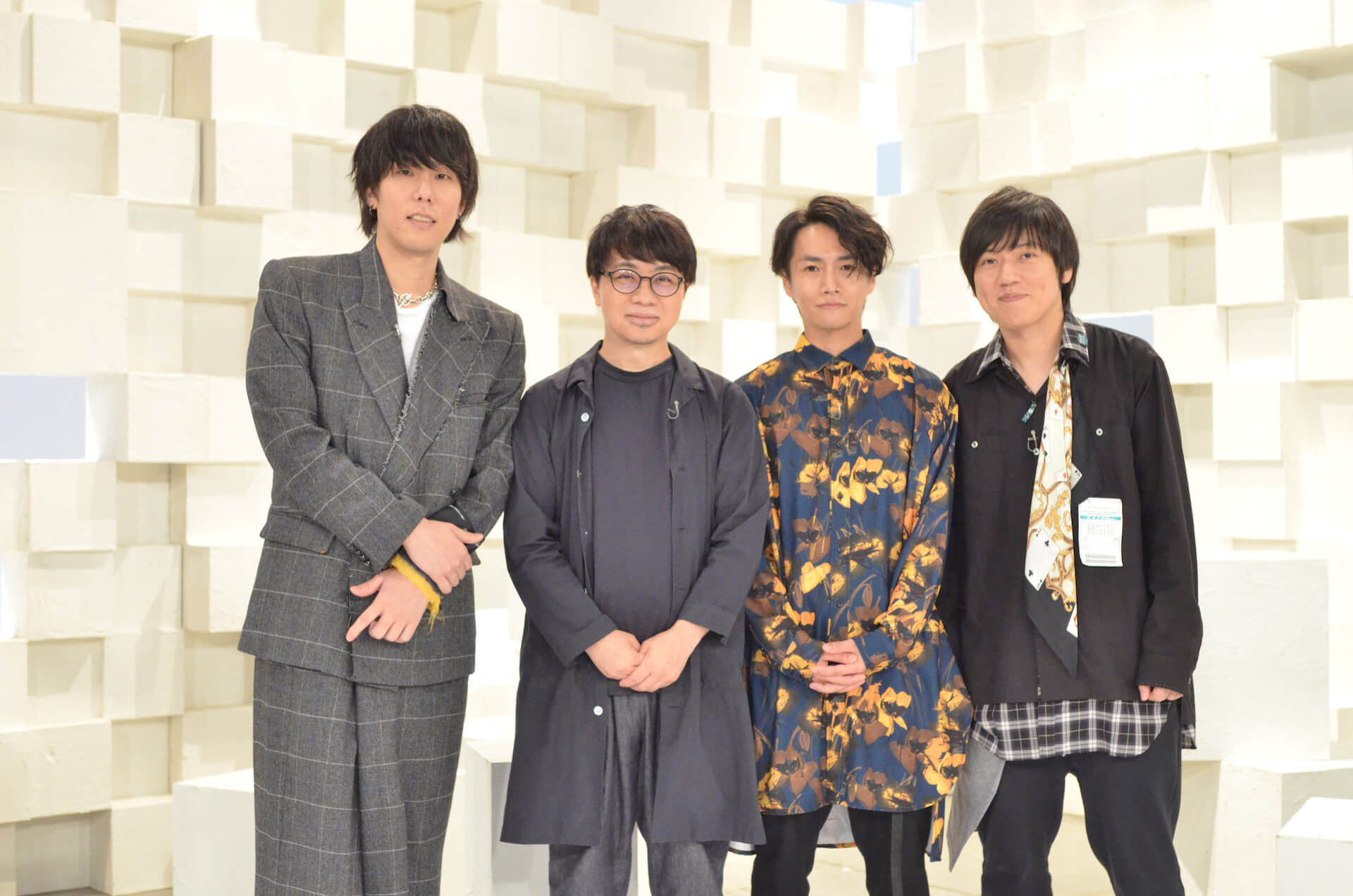 RADWIMPS、NHK総合にて「天気の子」特集番組の放送が決定!4曲のパフォーマンスを披露 art191023_radwimps_nhk_main