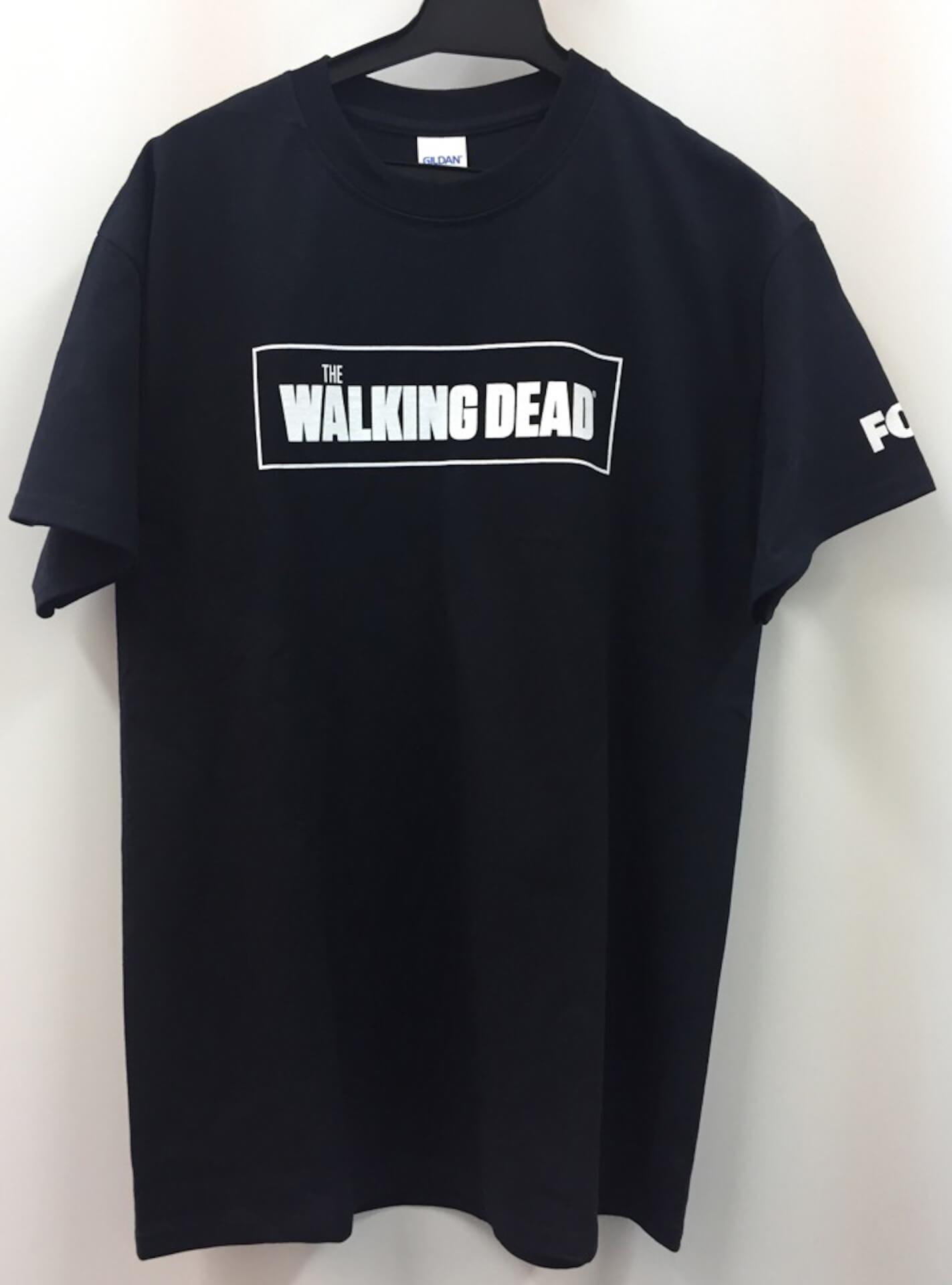 『ウォーキング・デッド』シーズン10のHulu配信スタート記念オリジナルTシャツを3名様にプレゼント! art191025_walkingdead_present_3