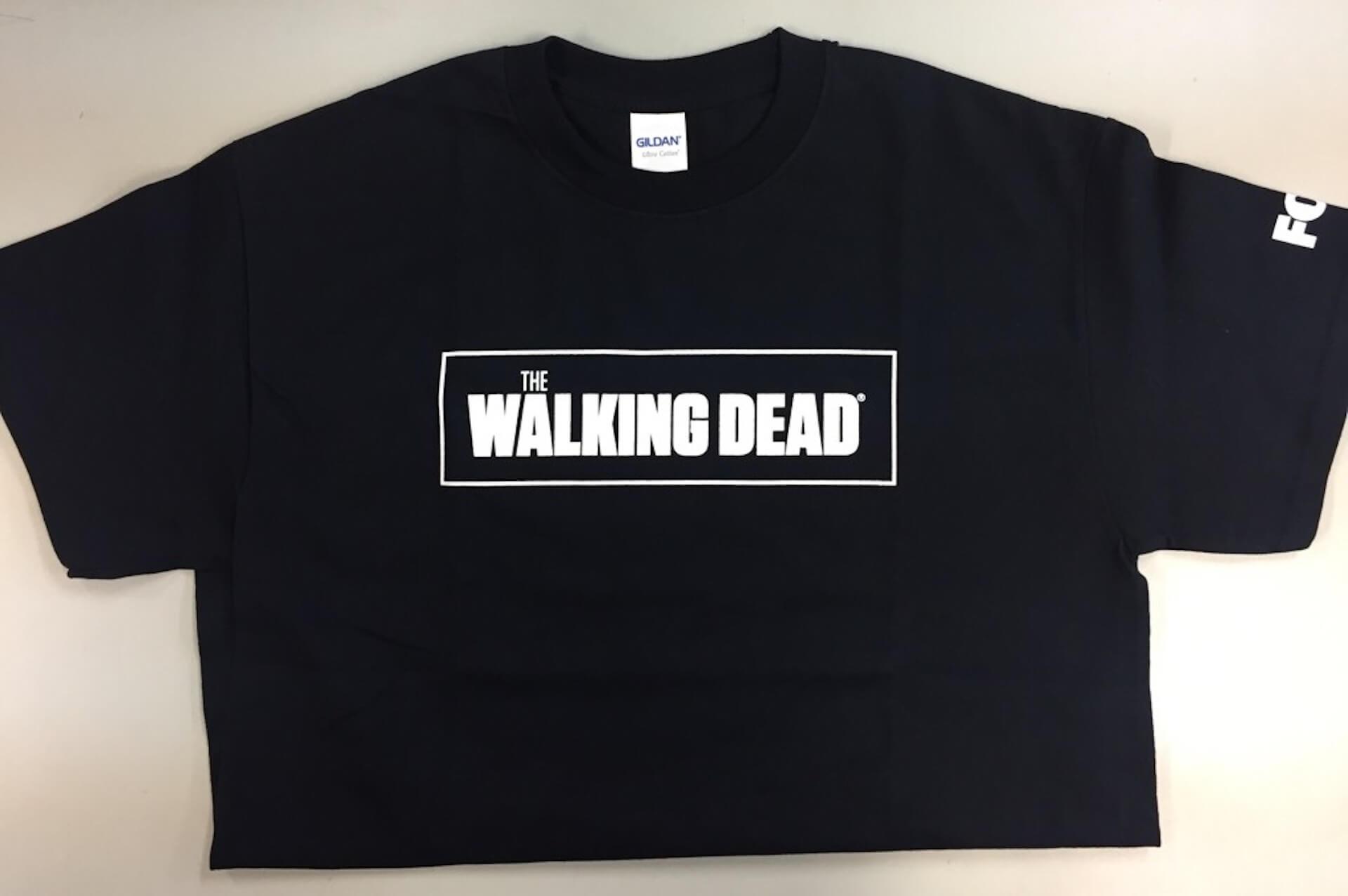 『ウォーキング・デッド』シーズン10のHulu配信スタート記念オリジナルTシャツを3名様にプレゼント! art191025_walkingdead_present_1