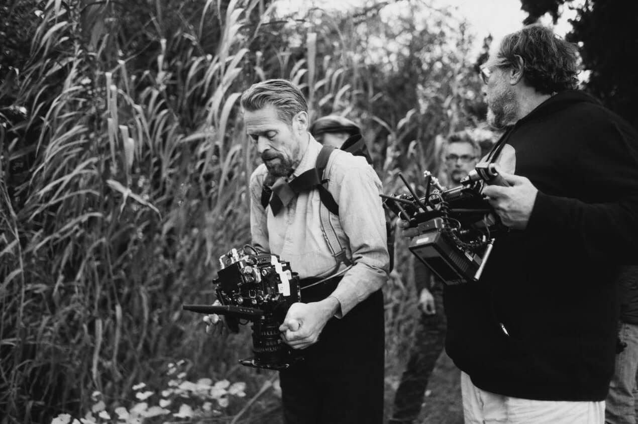 ジュリアン・シュナーベル監督が描いた孤高の天才画家・ゴッホの魂とは interview191028-julian-schnabel-goah-6