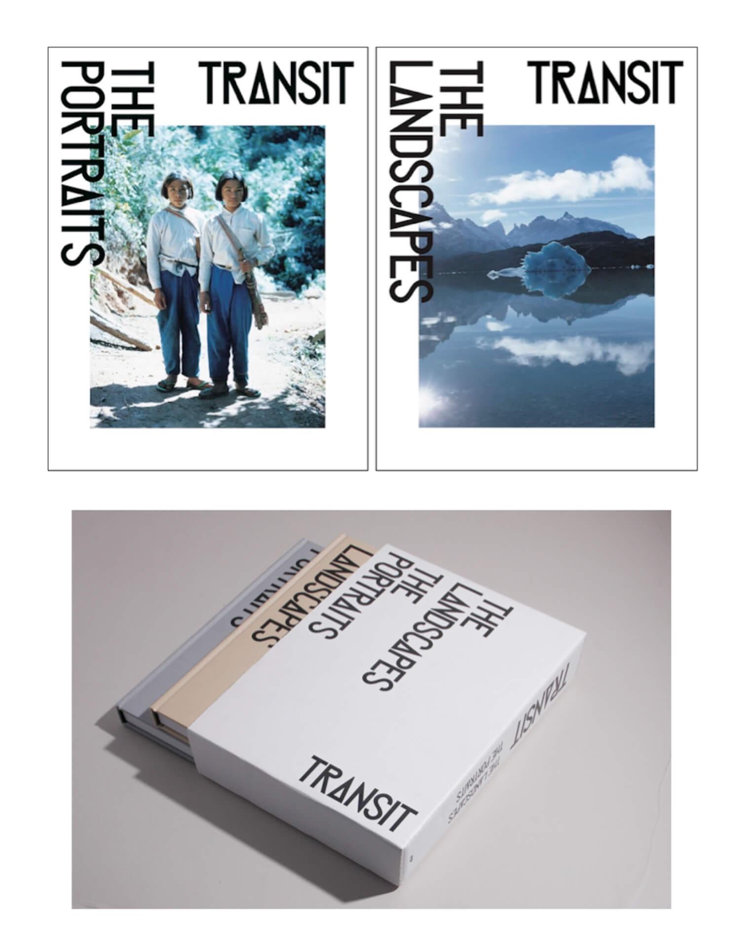 『TRANSIT』の10年超の歩みが2冊の写真集に!企画展<光の記憶- Through our habitat>も開催 art191029_transit_main