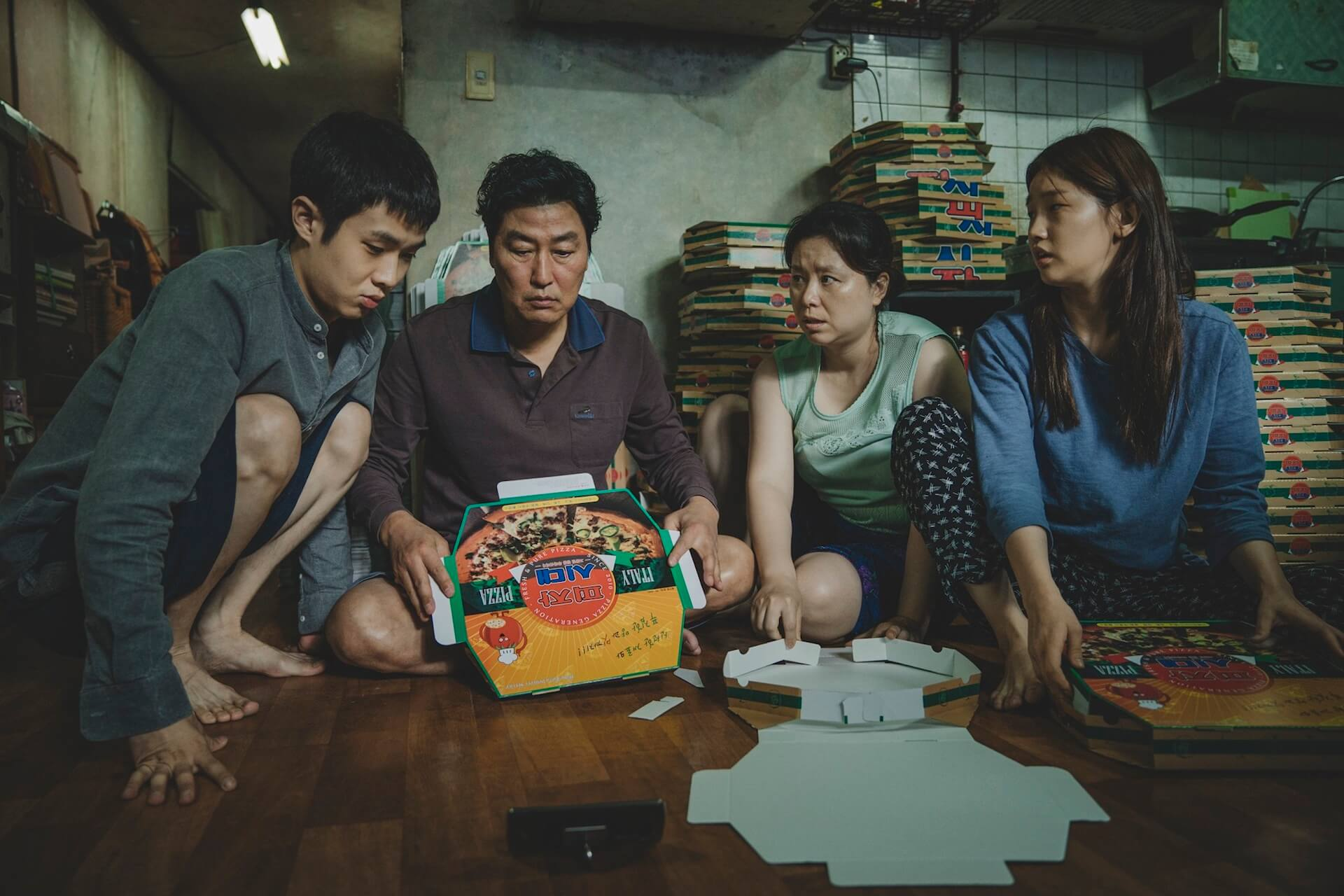 全世界が熱狂する『パラサイト 半地下の家族』出演キャスト陣からコメントが到着「韓国映画の進化として認識することでしょう」 film191030_parasite_6
