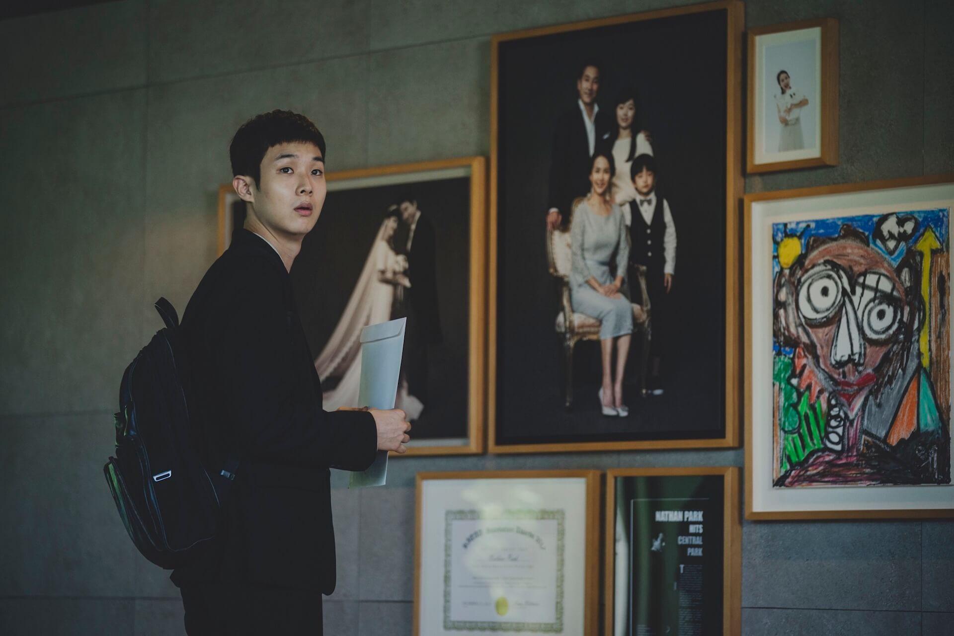全世界が熱狂する『パラサイト 半地下の家族』出演キャスト陣からコメントが到着「韓国映画の進化として認識することでしょう」 film191030_parasite_5