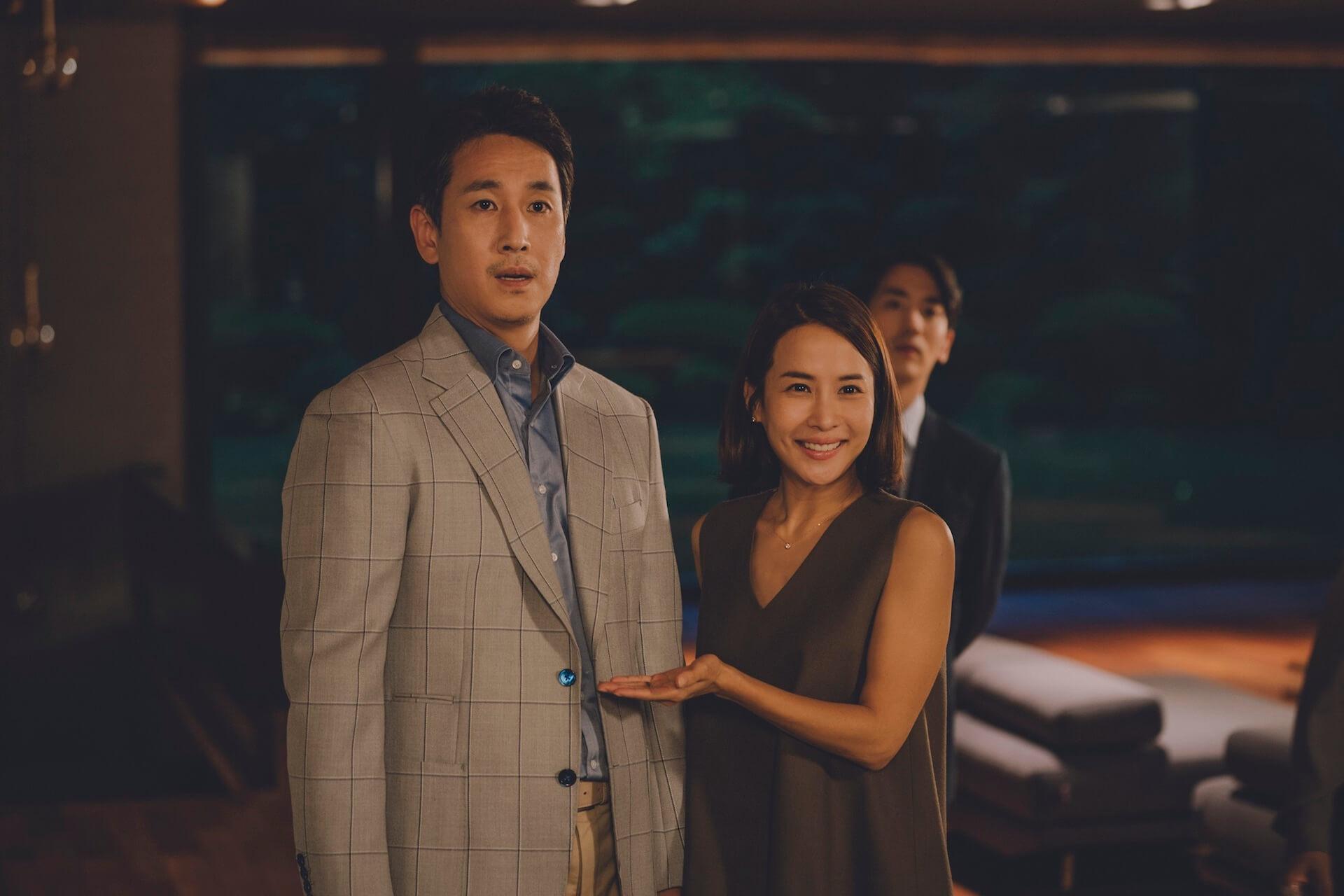 全世界が熱狂する『パラサイト 半地下の家族』出演キャスト陣からコメントが到着「韓国映画の進化として認識することでしょう」 film191030_parasite_4