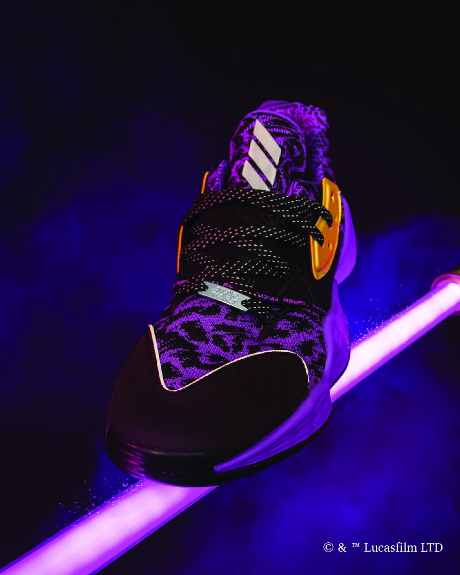 adidas「スター・ウォーズ」に登場するキャラクターやライトセーバーをモチーフにしたスニーカーを発売 life191029_starwars_adidas_17