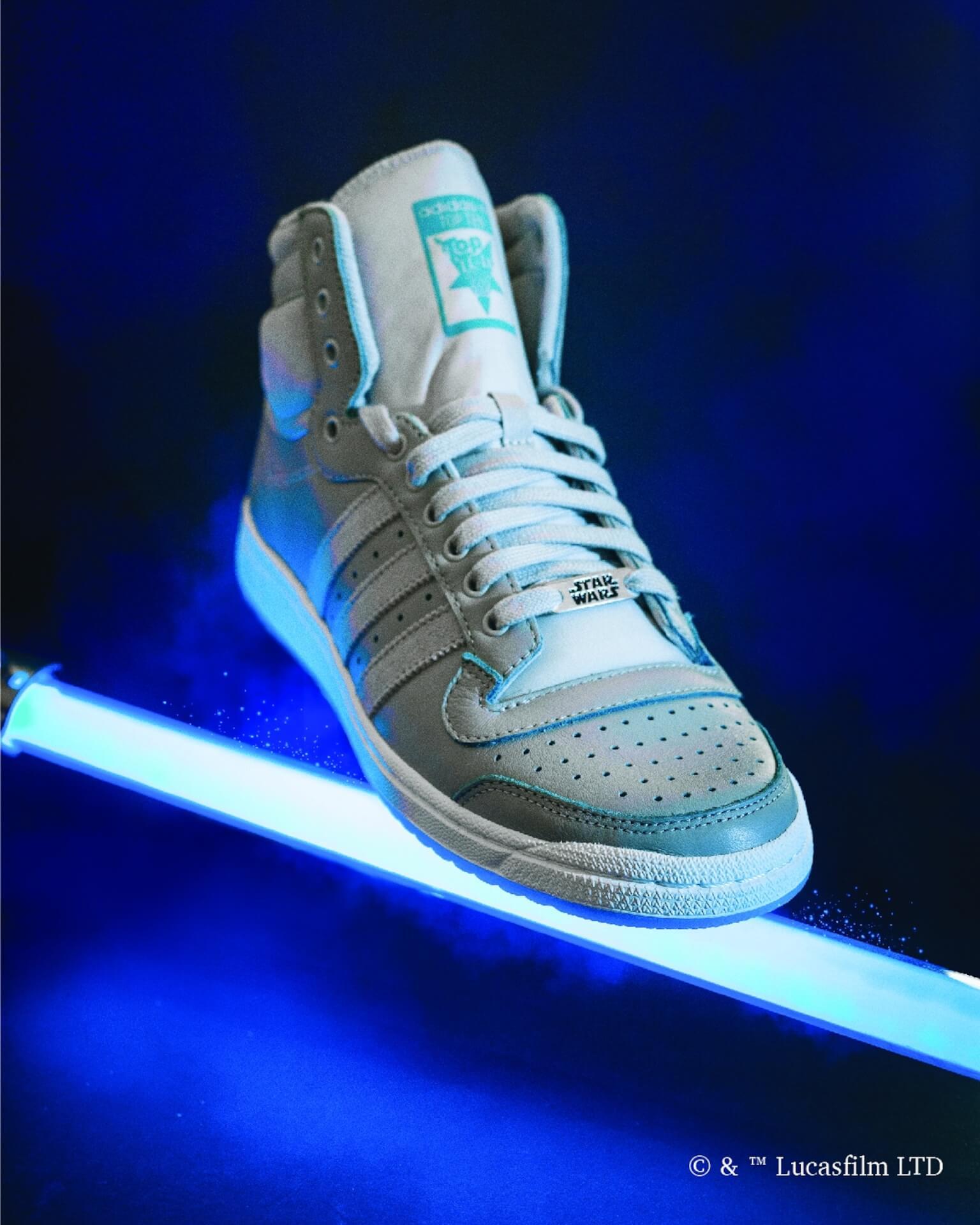 adidas「スター・ウォーズ」に登場するキャラクターやライトセーバーをモチーフにしたスニーカーを発売 life191029_starwars_adidas_14