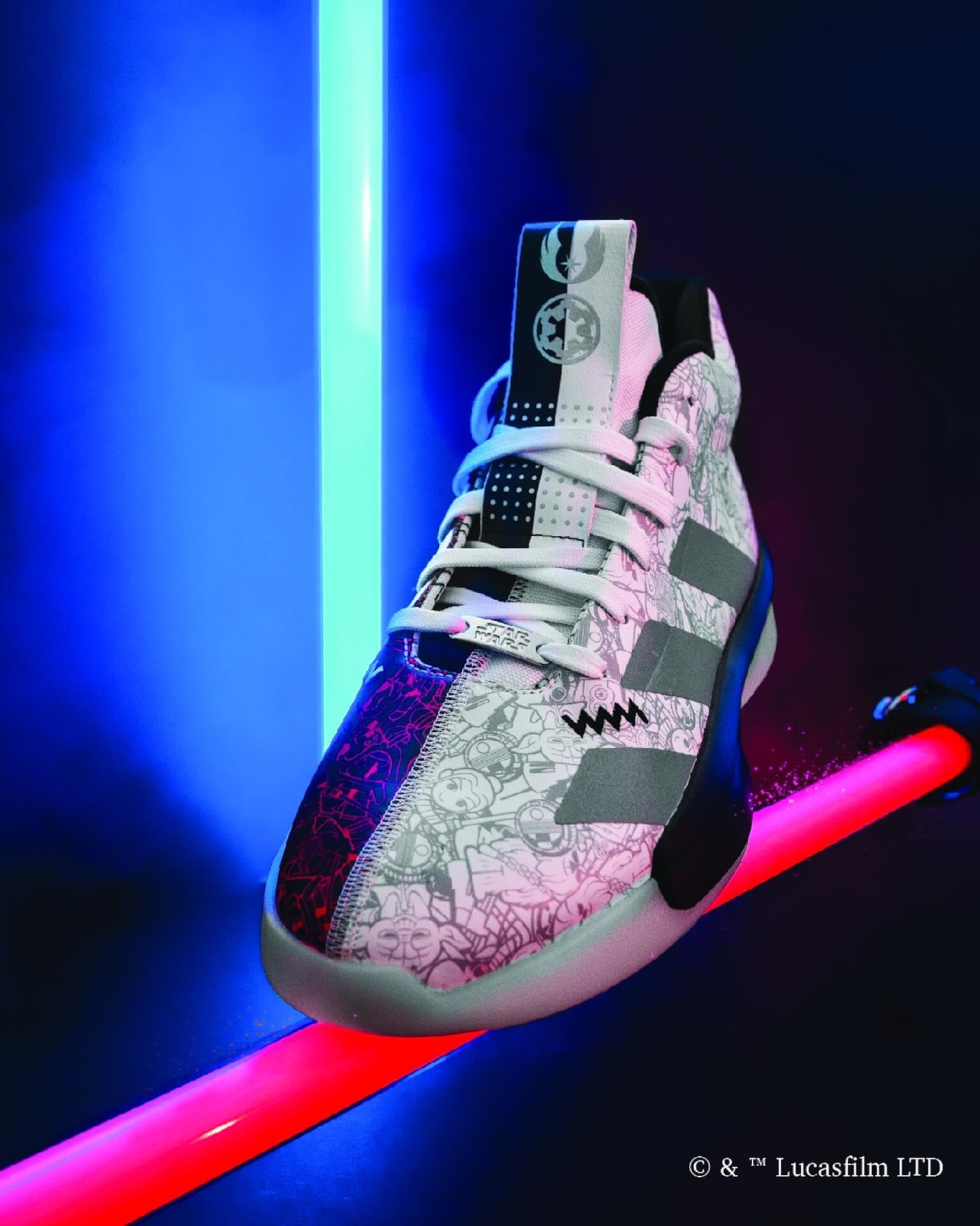 adidas「スター・ウォーズ」に登場するキャラクターやライトセーバーをモチーフにしたスニーカーを発売 life191029_starwars_adidas_13