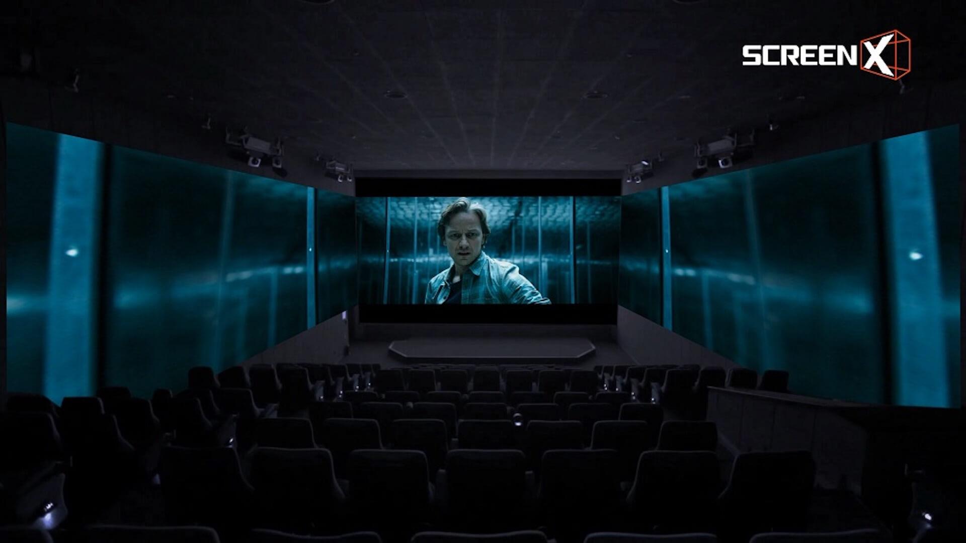 """270度・3面スクリーンからペニー・ワイズが襲いかかる!『IT/イット THE END """"それ""""が見えたら、終わり。』ScreenX上映決定 IT2_SX-still_01"""