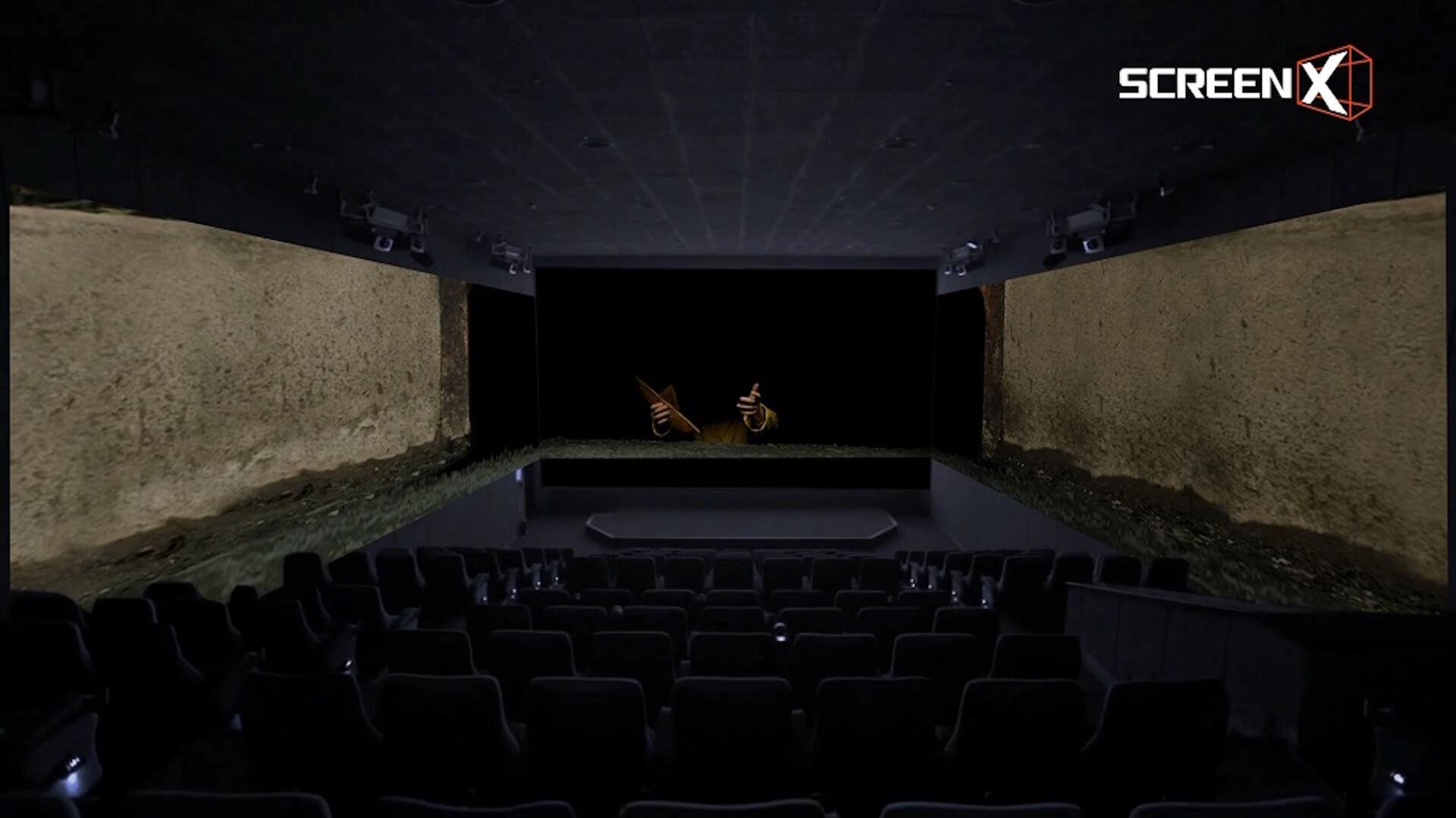 """270度・3面スクリーンからペニー・ワイズが襲いかかる!『IT/イット THE END """"それ""""が見えたら、終わり。』ScreenX上映決定 IT2_SX-still_02"""
