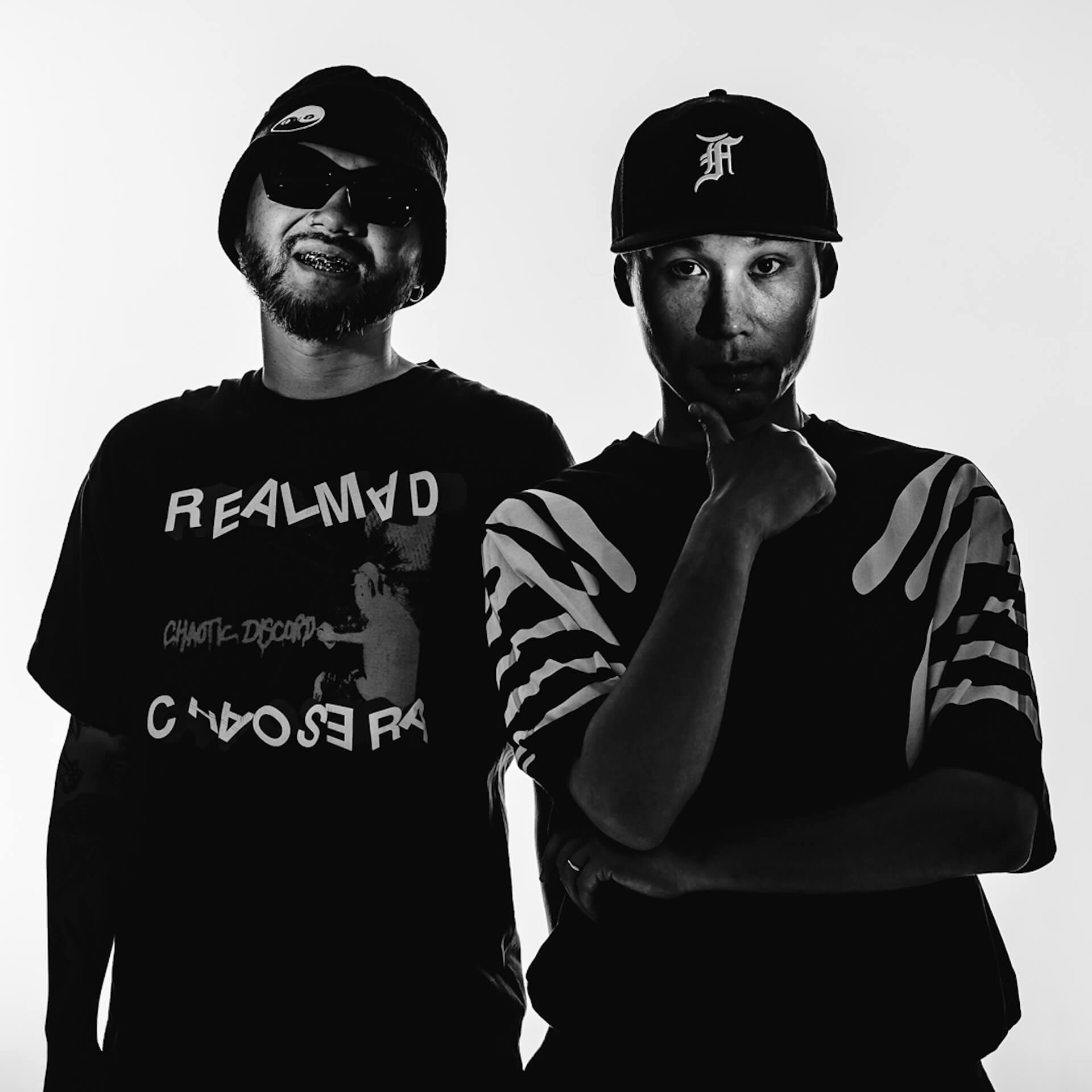 「レイヴ・カルチャー」をコンセプトに<EDGE HOUSE流レイヴ・パーティ>が渋谷 VISIONで開催|Licaxxx、BUDDAHOUSEらが登場 DARUMAJOMMY_1026