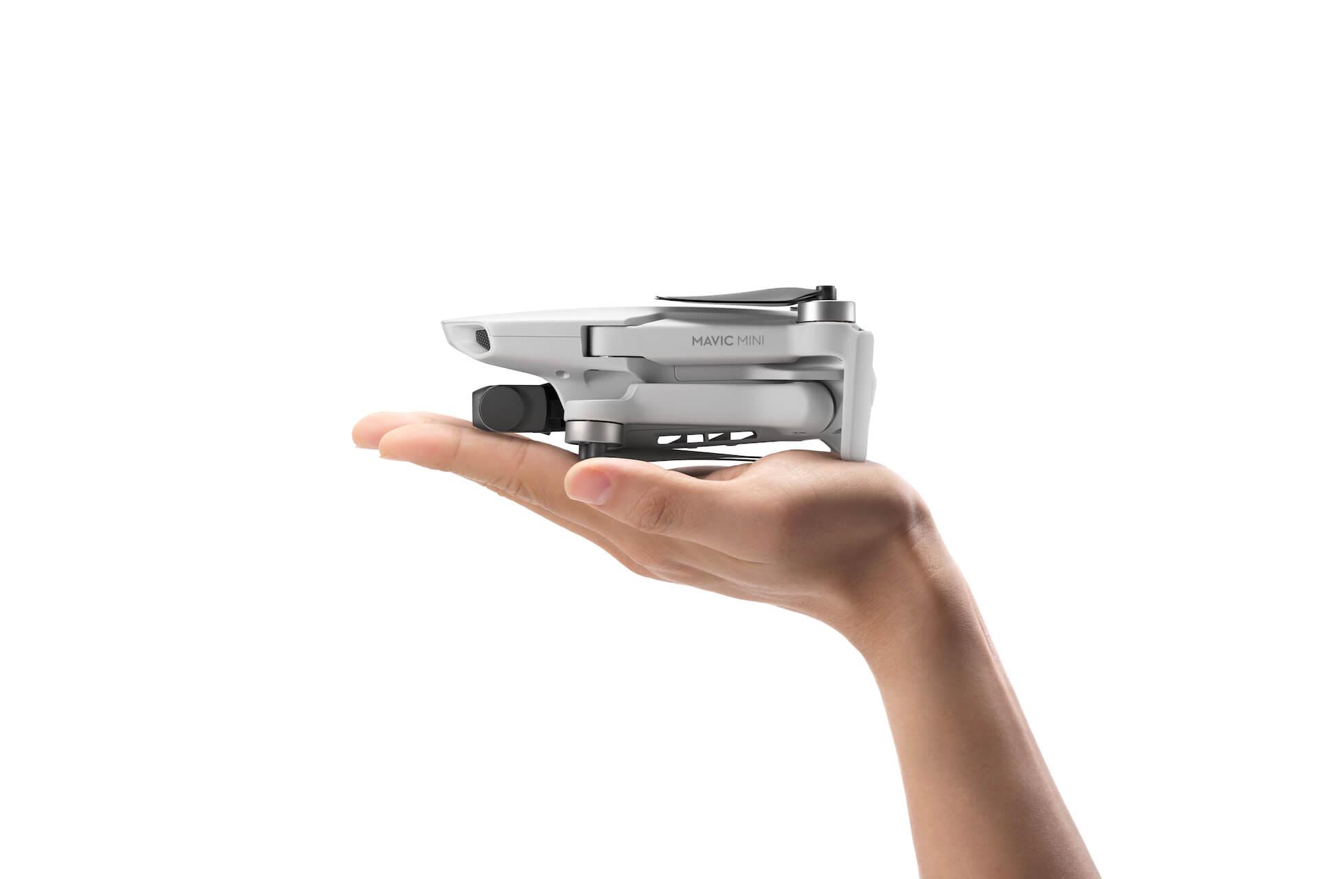 わずか199gと驚異のコンパクトさを誇る空飛ぶカメラ「DJI Mavic Mini」が登場!本日より予約受付開始 tech191031_mavicmini_11