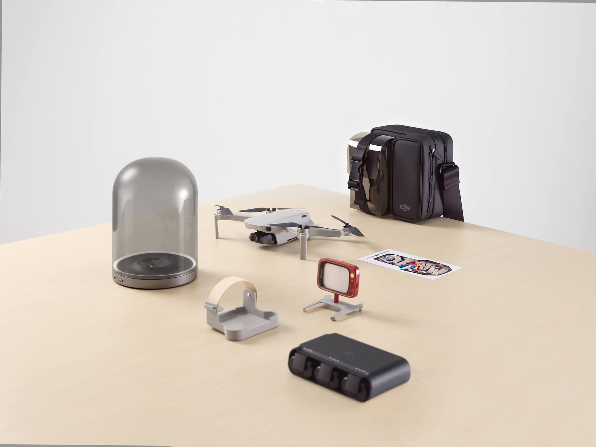 わずか199gと驚異のコンパクトさを誇る空飛ぶカメラ「DJI Mavic Mini」が登場!本日より予約受付開始 tech191031_mavicmini_3