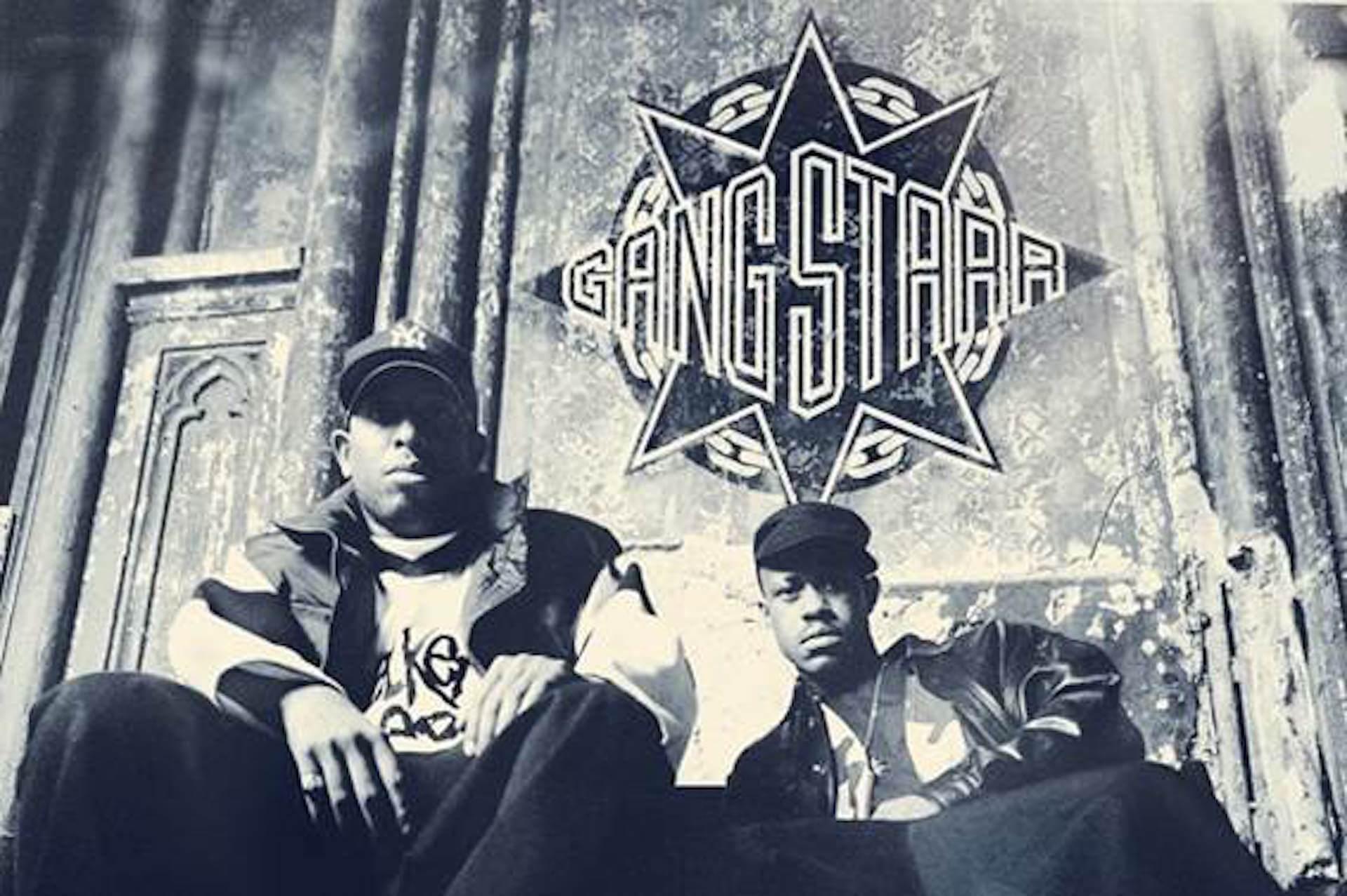 Gang Starr、16年ぶりのアルバム『One Of The Best Yet』がリリース J. Cole、Q-Tip、Ne-Yo、Talib Kweliらが参加 music191101-gangstarr-1