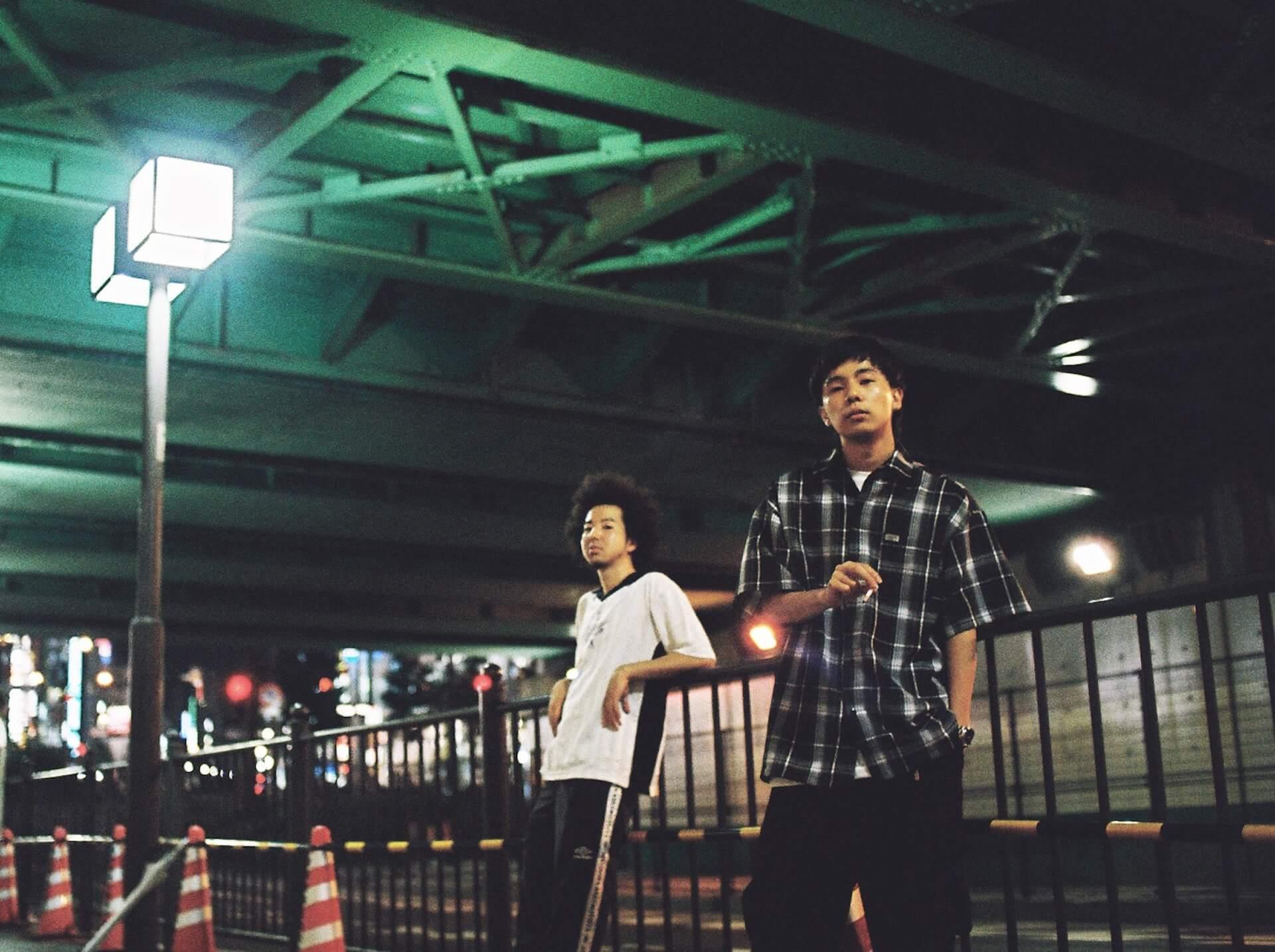 Aru-2とNF Zesshoのジョイント・アルバム『AKIRA』から「All Friends」の先行配信が本日よりスタート!Kunieda Shintaroの手掛けた同曲のティーザーも公開 music191101-nfzessho-aru2-akira