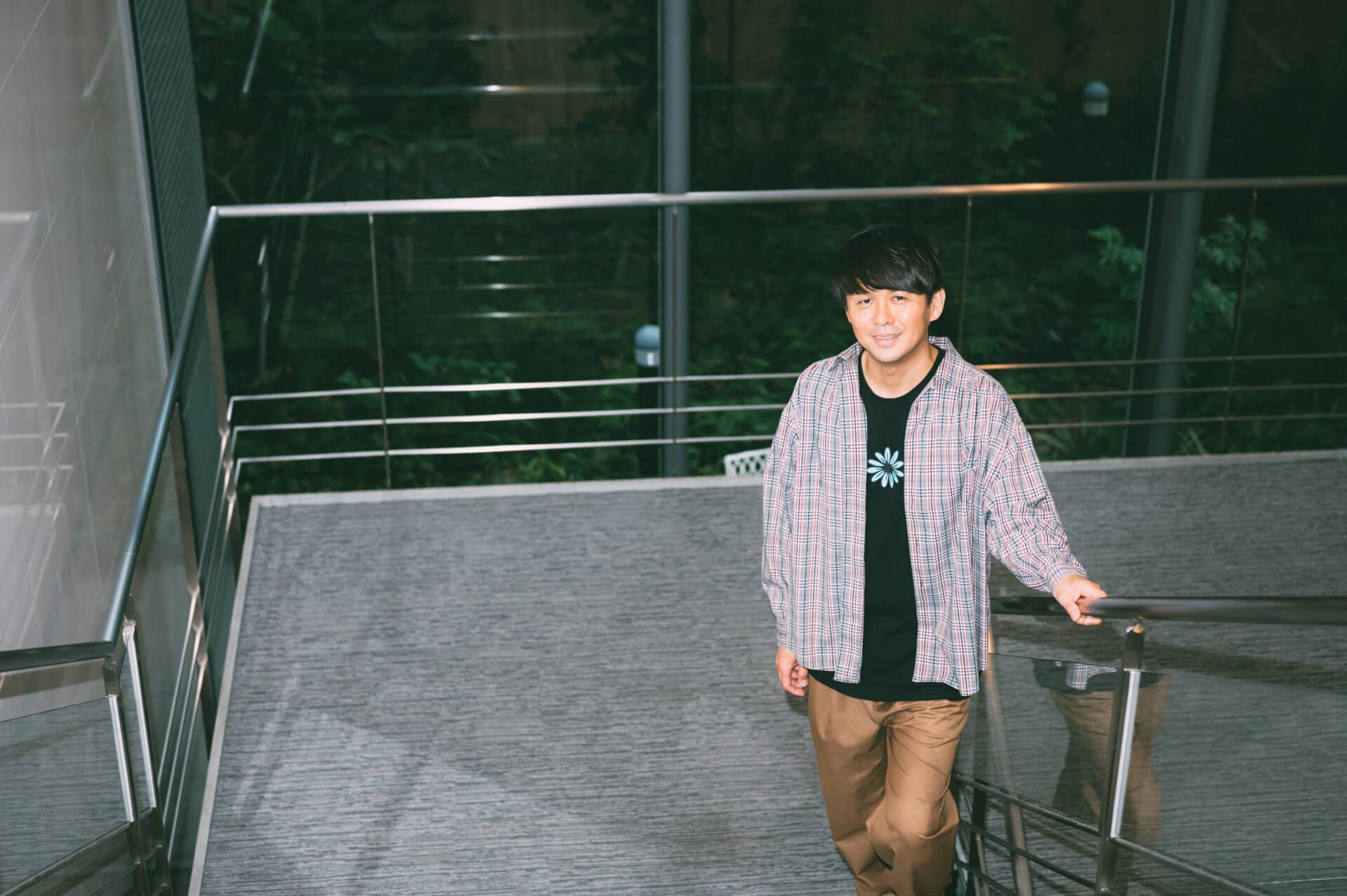 1人になったthe chef cooks me・下村亮介が辿り着いた先で見つけたバンドマジック interview1002_tccm_10