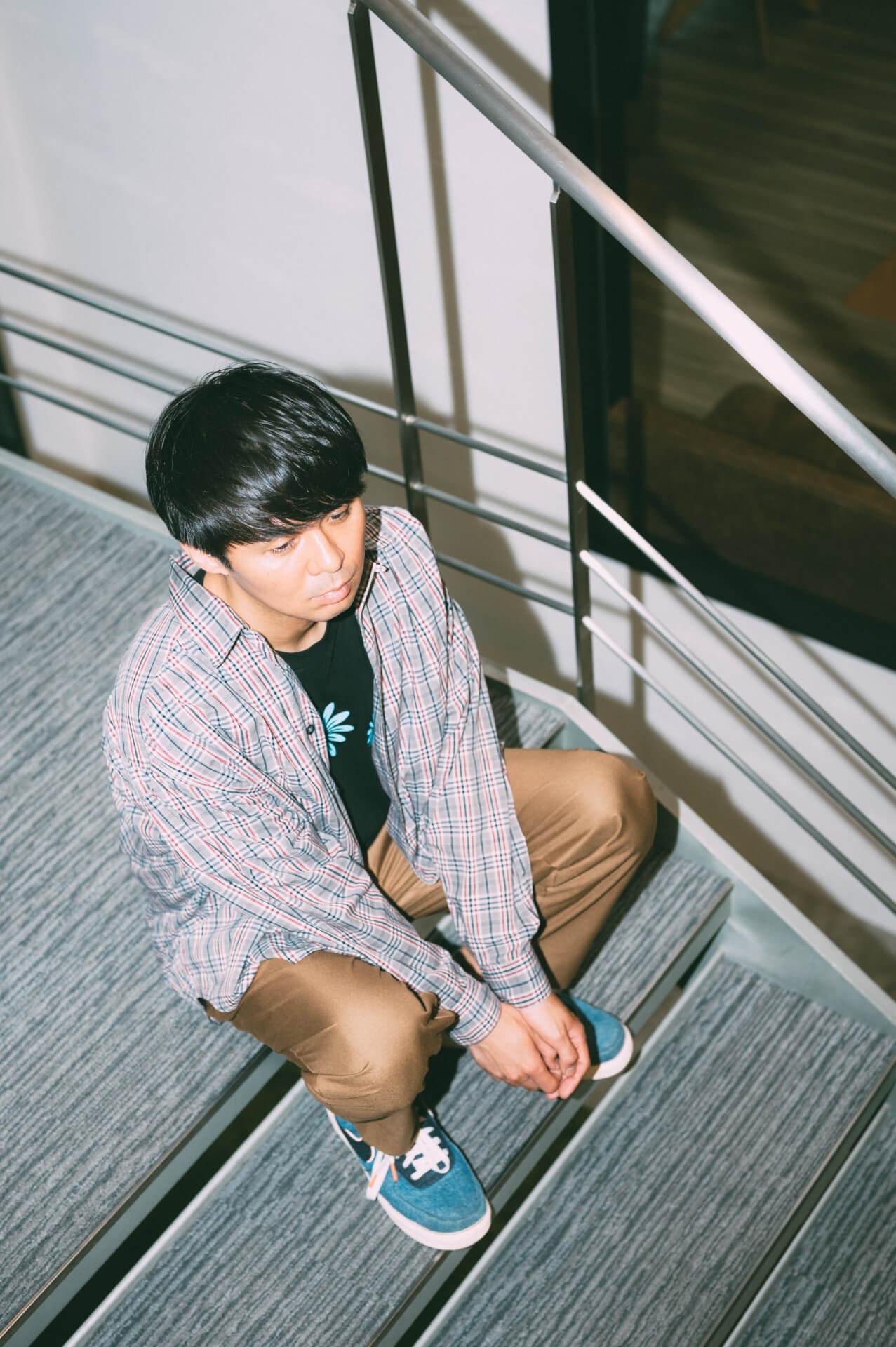 1人になったthe chef cooks me・下村亮介が辿り着いた先で見つけたバンドマジック interview1002_tccm_19