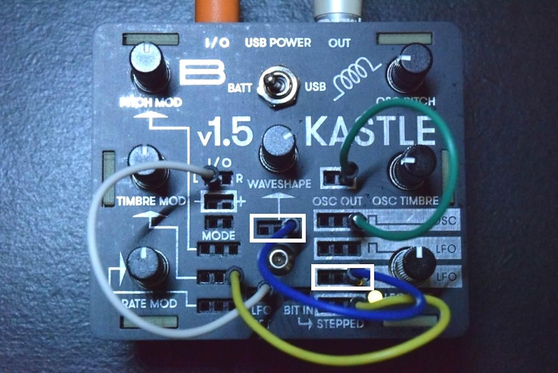 超小型モジュラー・シンセサイザー「KASTLE V1.5」のサウンドと魅力 ab6488025278a33feae2ab79fff886b6