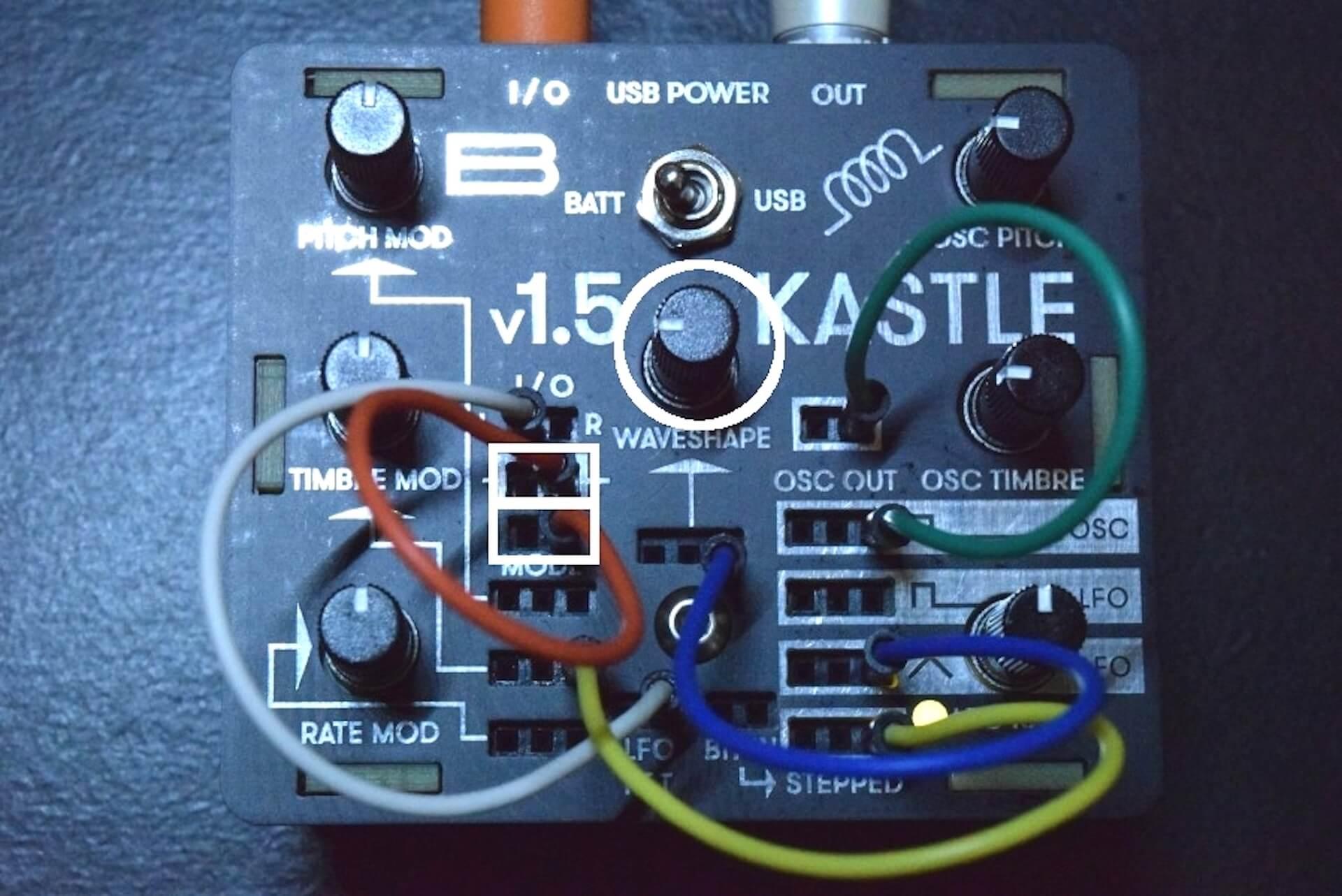 超小型モジュラー・シンセサイザー「KASTLE V1.5」のサウンドと魅力 63dbf4494ae580783e213894227e2c55