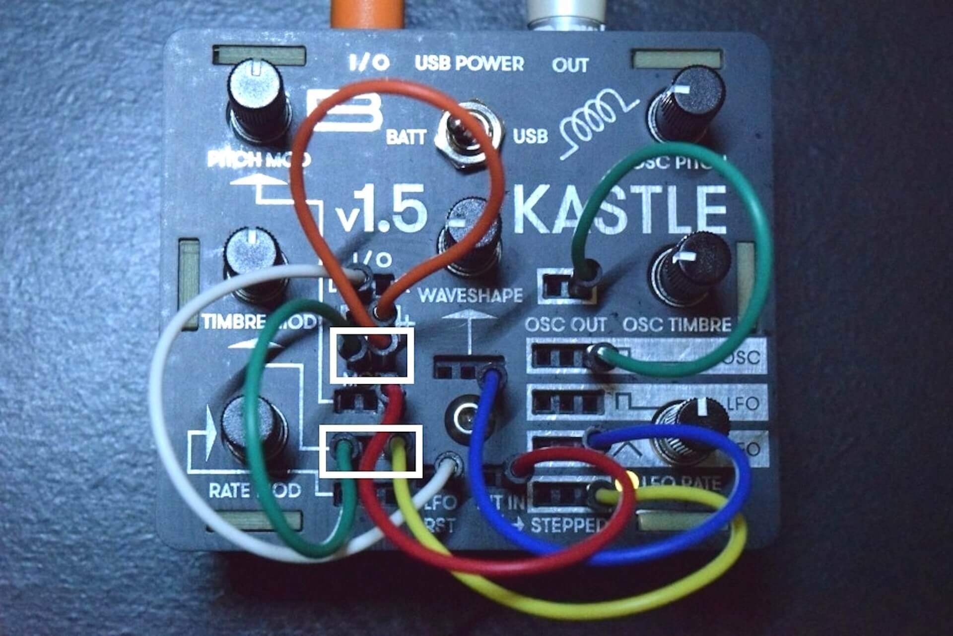 超小型モジュラー・シンセサイザー「KASTLE V1.5」のサウンドと魅力 f35ab3dd05d0f2965e4da55a877088f7