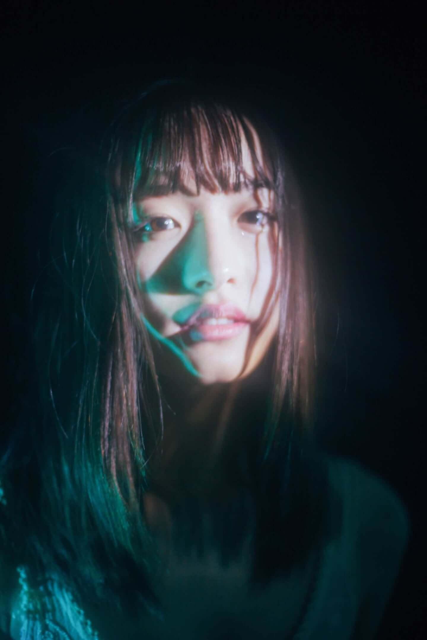 """内田珠鈴「死」をテーマにした""""死は存在するのか""""配信開始&リリックビデオ公開 191105music_uchidashuri_04-1440x2160"""