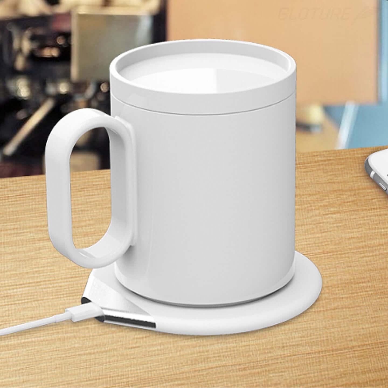飲み物保温とワイヤレス充電ができちゃう…!?ハイテクマグカップWarm Mugが発売 lifefashion191106_warmmug_01-1440x1440