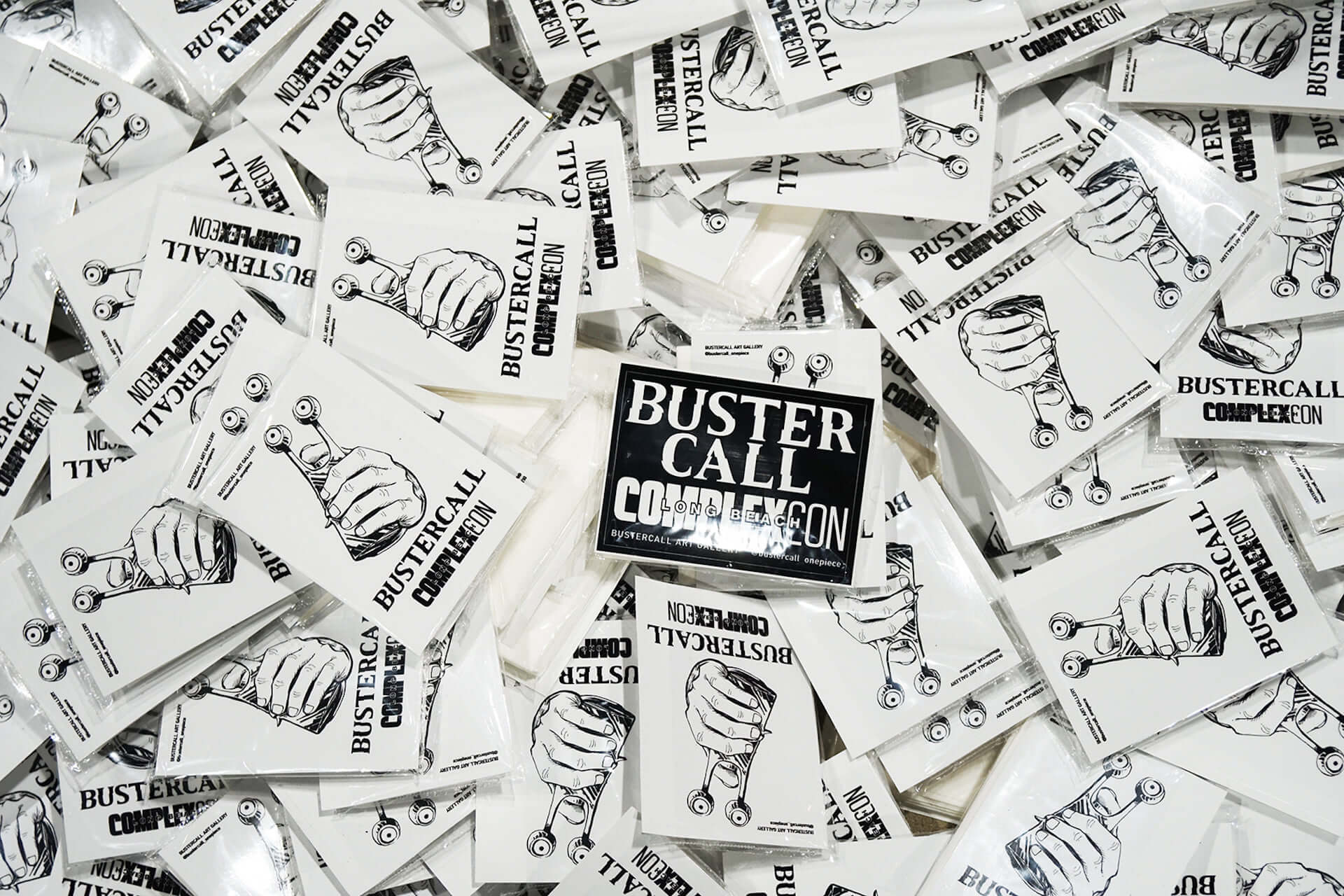 """『ONE PIECE』のアートプロジェクト""""BUSTERCALL ART GALLERY""""がLAで開催の<コンプレックスコン>初出店! ArtCulture191106_bustercall_8-1920x1280"""