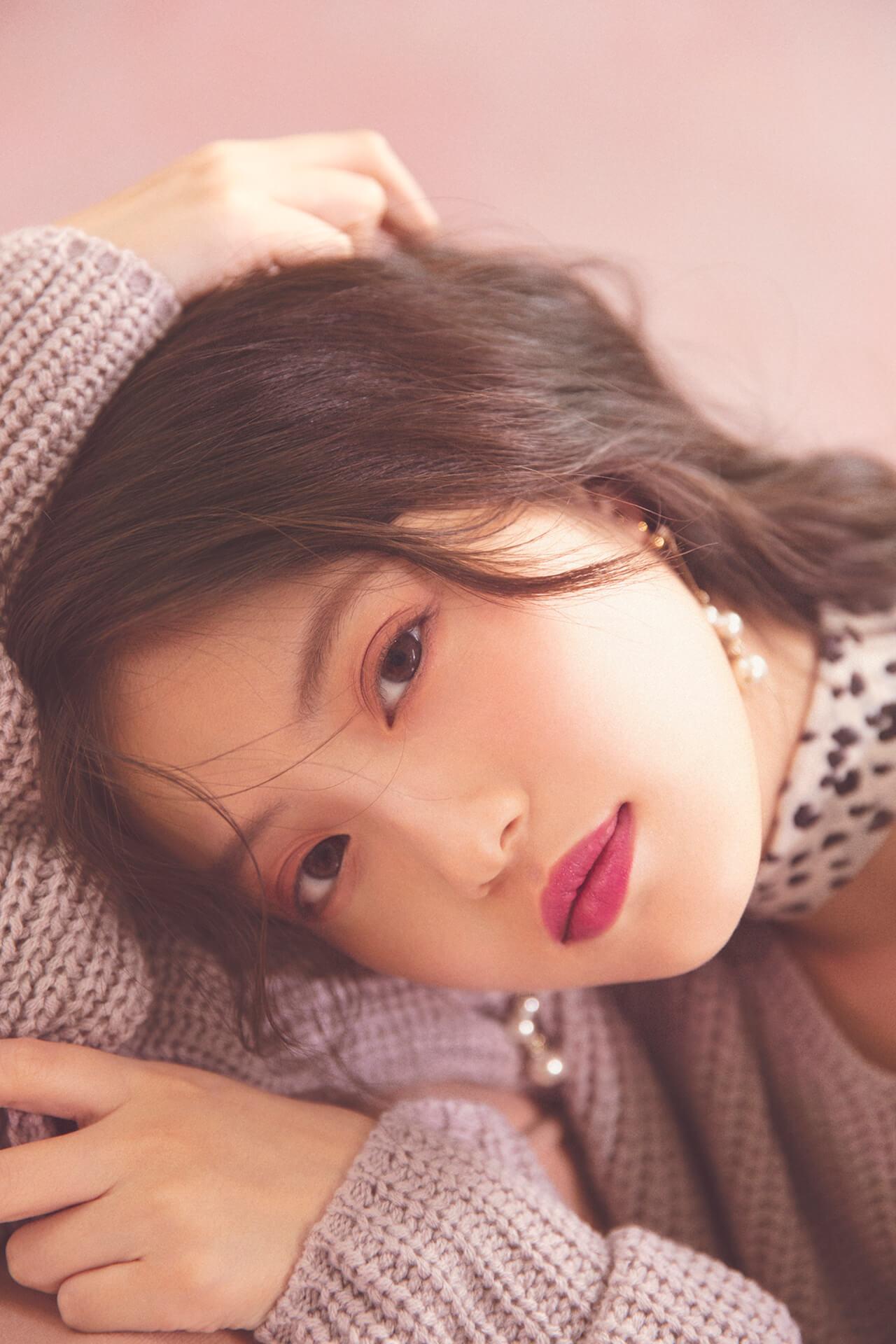 GRLが女優・今田美桜を起用した2019年秋冬ビジュアルを公開|今田美桜からのコメントも到着 lifefashion_1108_grl_4