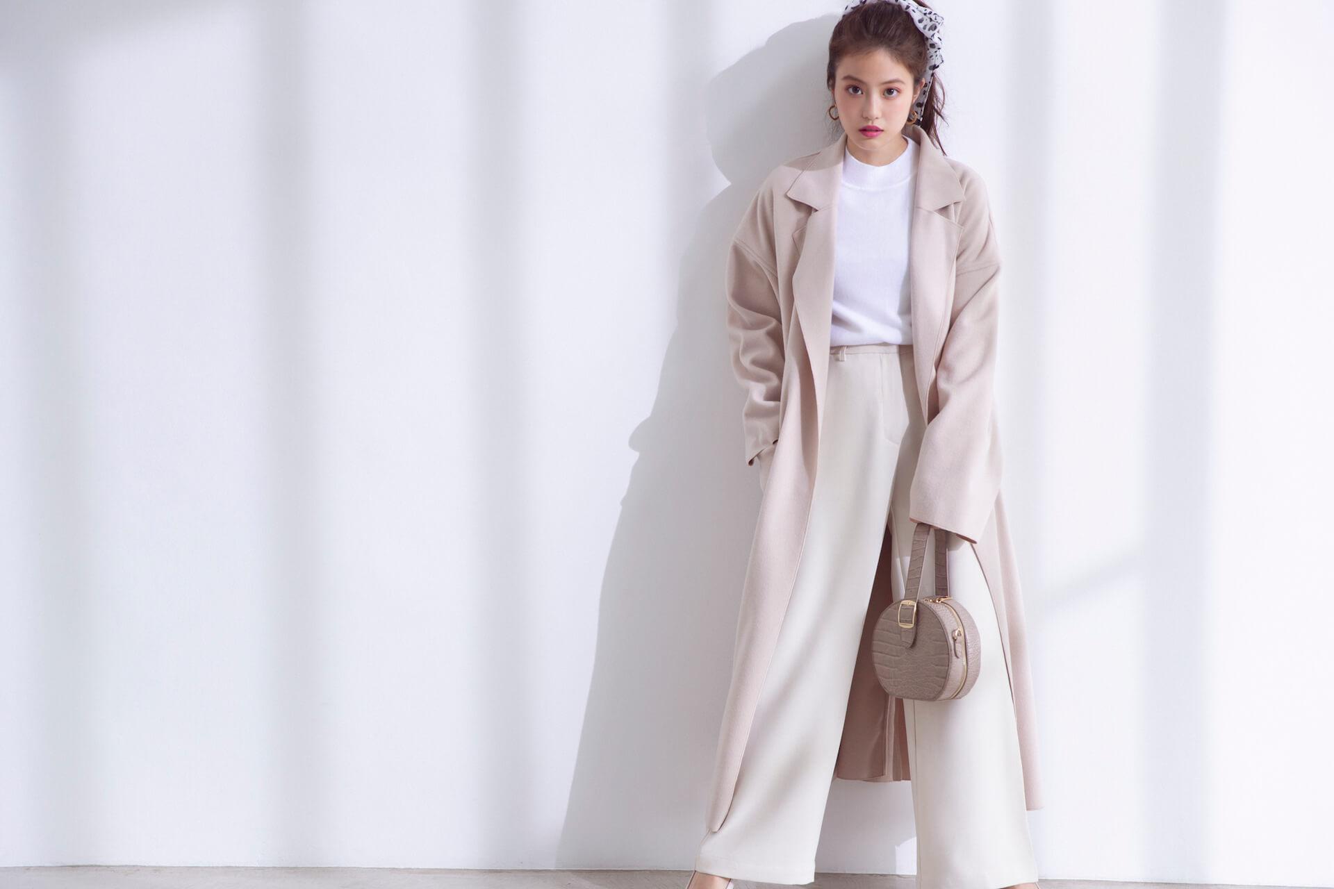 GRLが女優・今田美桜を起用した2019年秋冬ビジュアルを公開|今田美桜からのコメントも到着 lifefashion_1108_grl_5