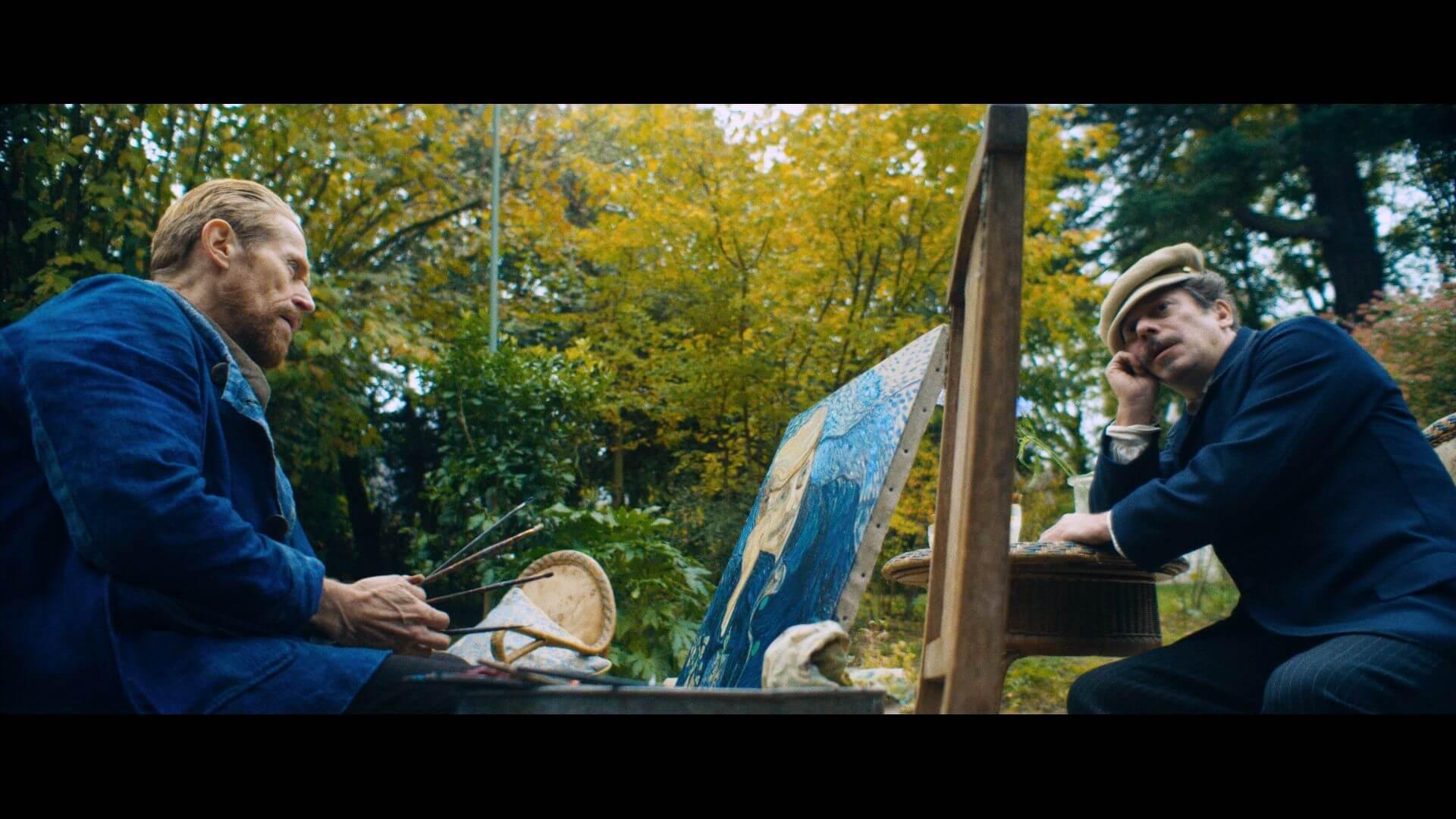 いよいよ本日公開|孤高の画家ゴッホの世界を描く『永遠の門 ゴッホの見た未来』より、本編映像が解禁! film191108_gogh_1